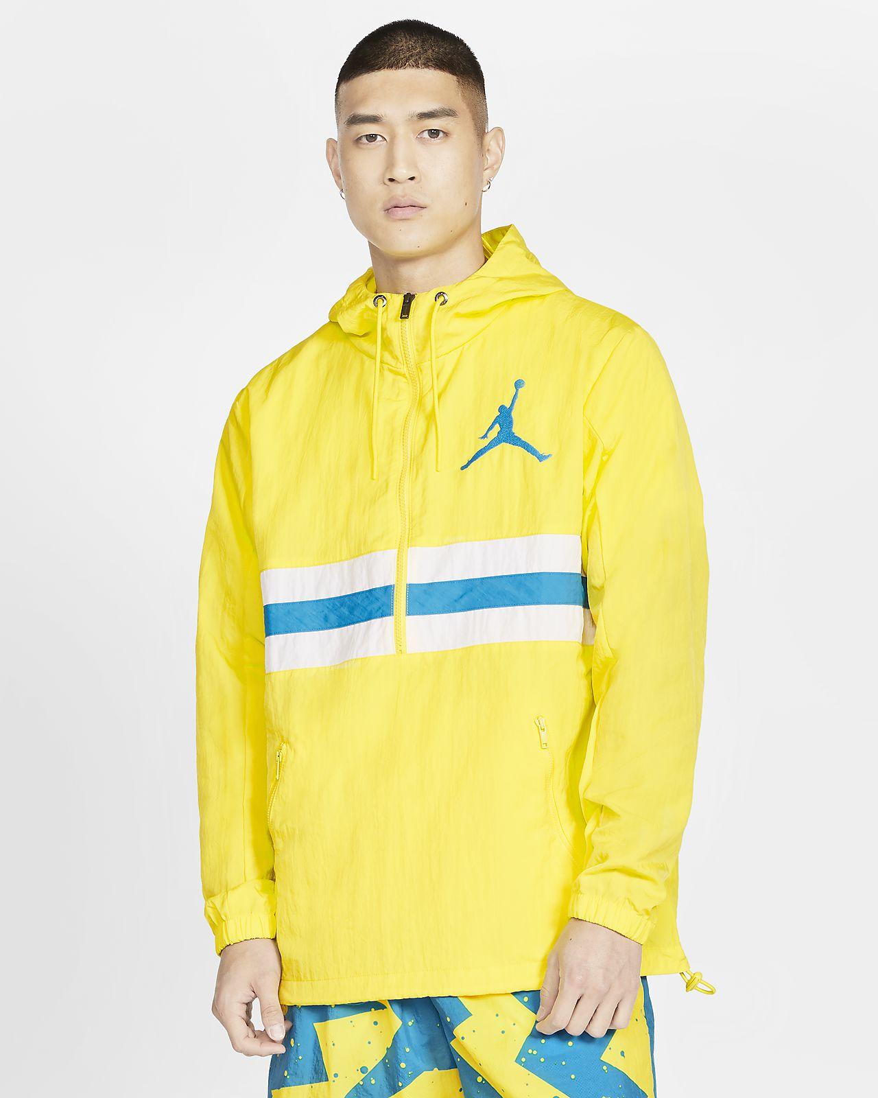 Jordan Jumpman Logolu Erkek Ceketi