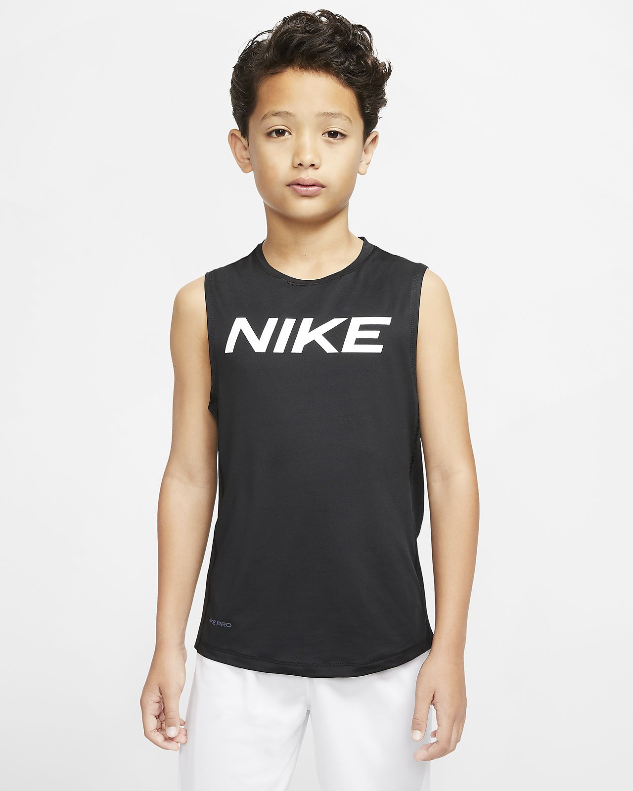 Nike Pro Big Kids' (Boys') Top