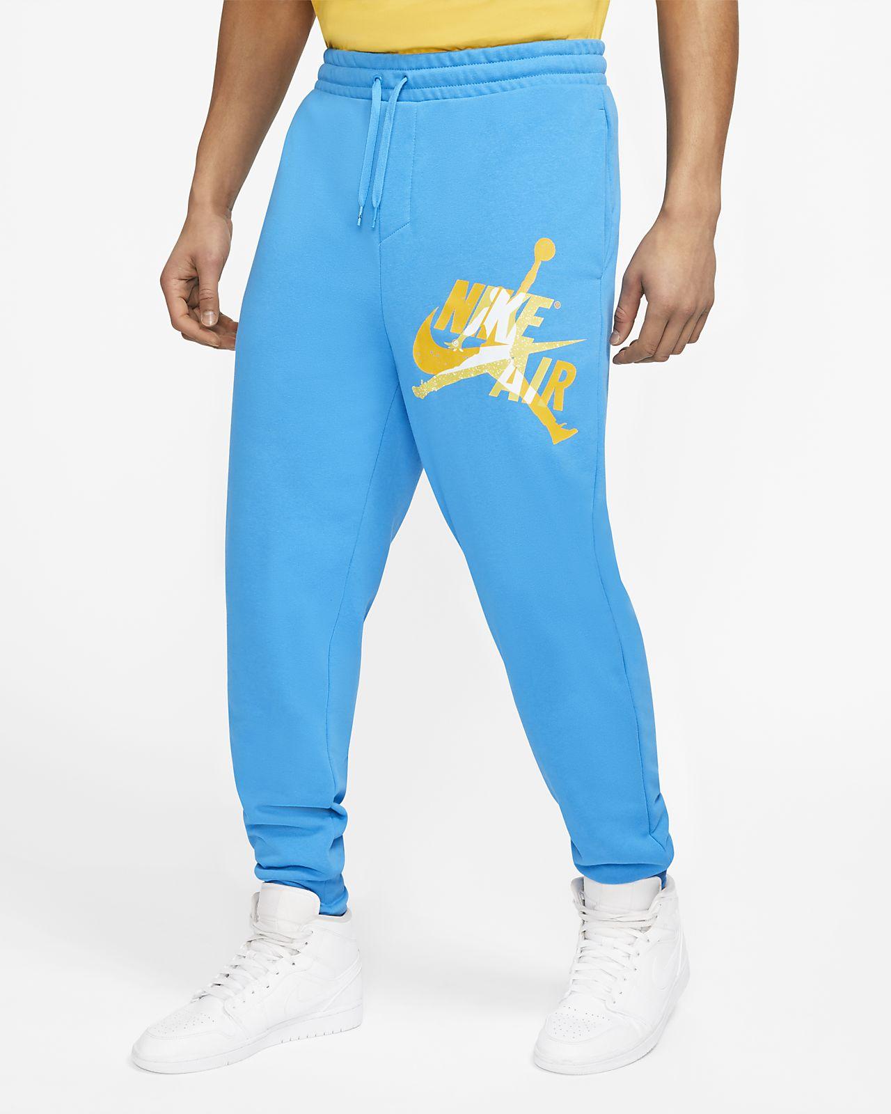 Pantalon en tissu Fleece léger Jordan Jumpman Classics pour Homme