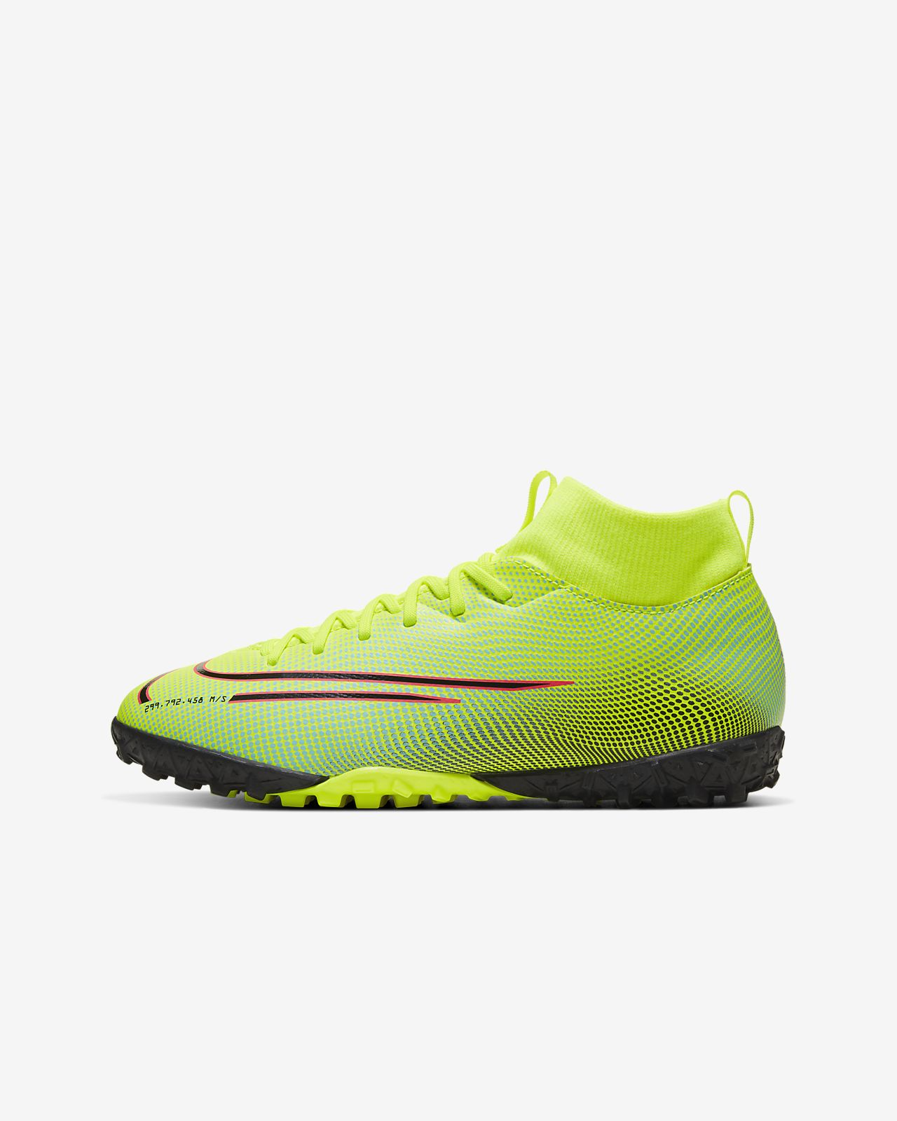 Nike Jr. Mercurial Superfly 7 Academy MDS TF fotballsko for grus/turf til små/store barn