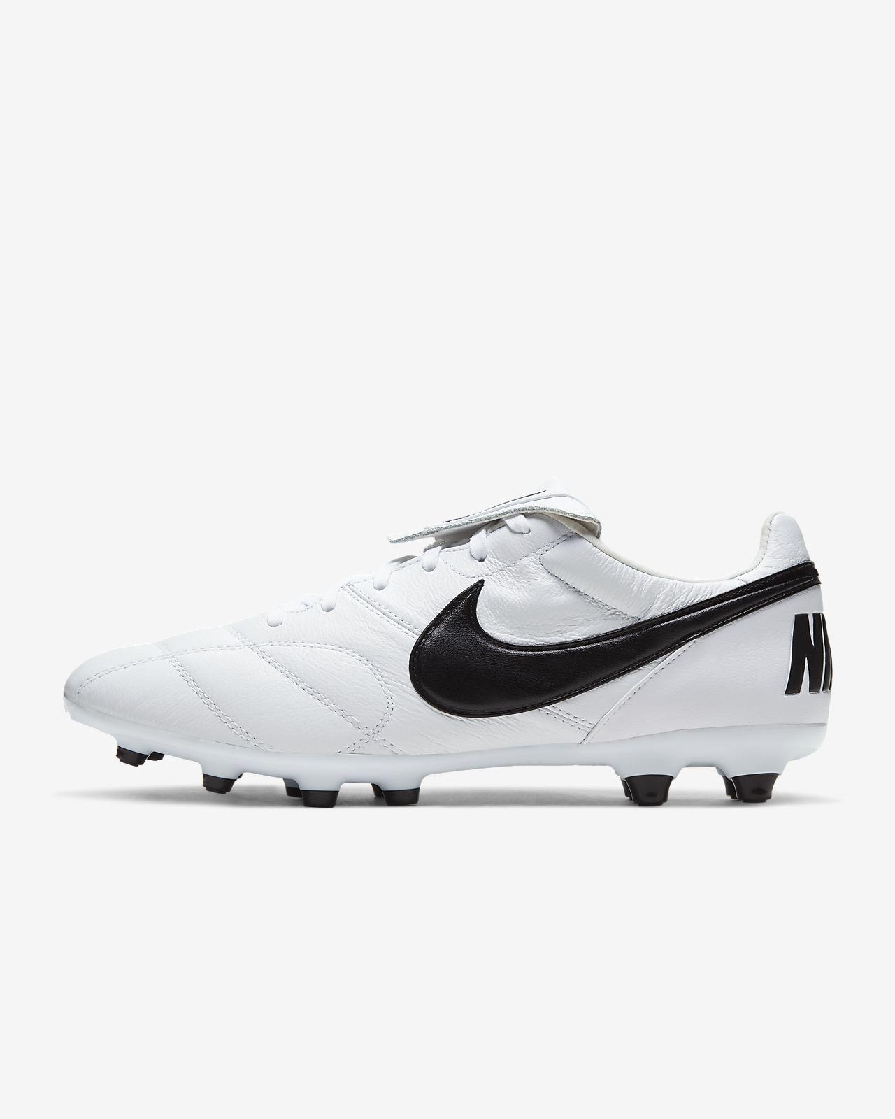 Футбольные бутсы для игры на твердом грунте Nike Premier II FG