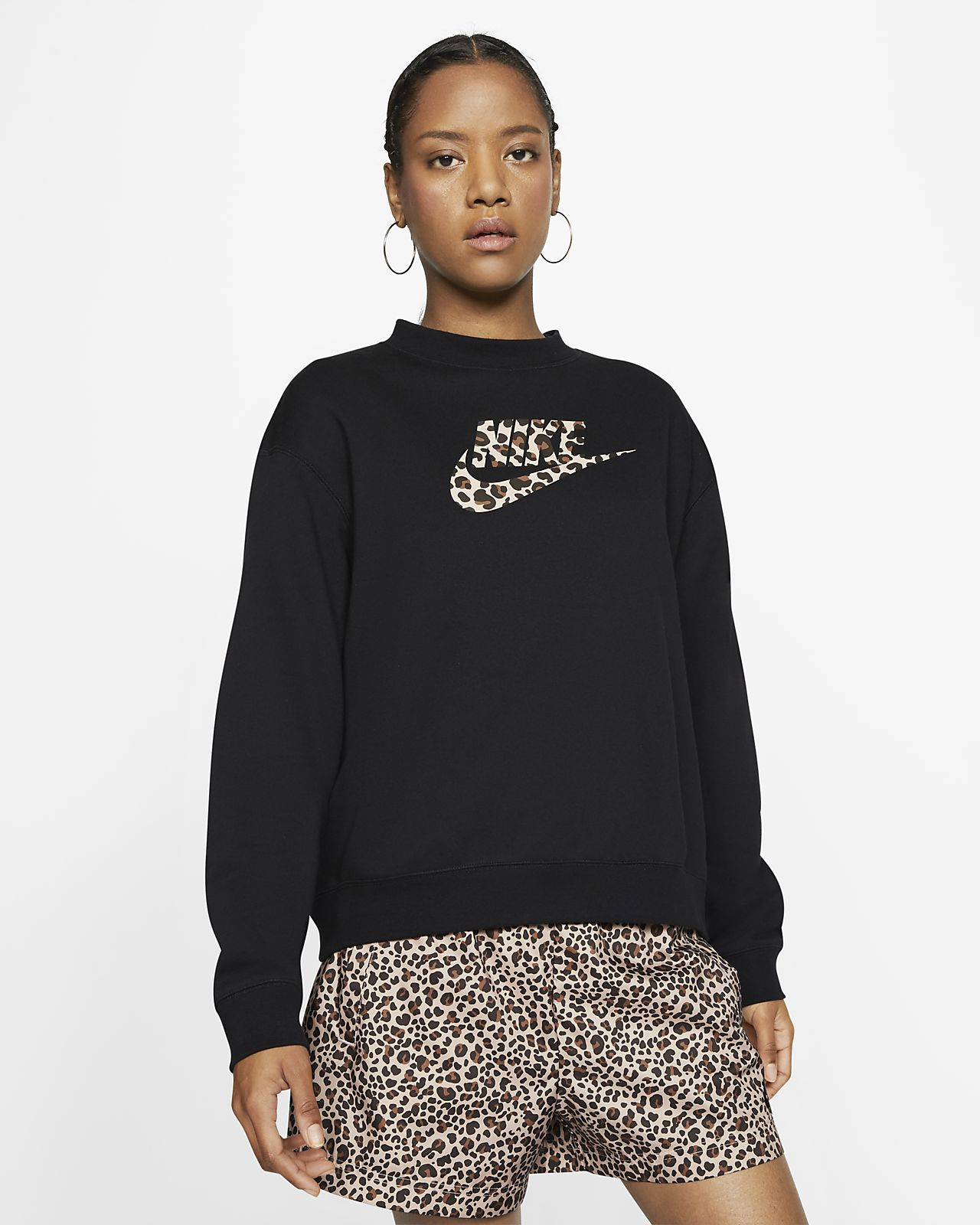 Haut en tissu Fleece Nike Sportswear pour Femme