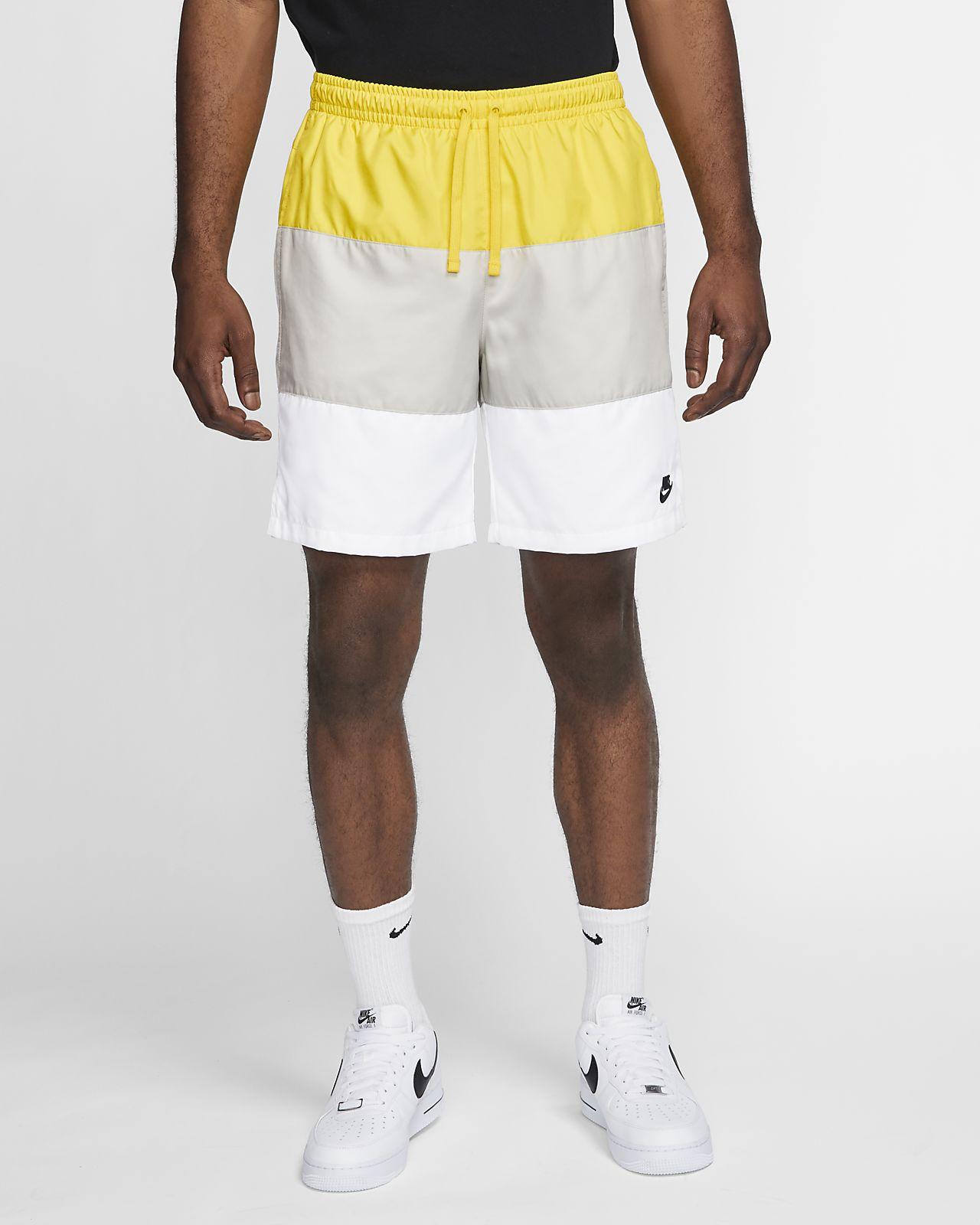 Shorts de tejido Woven para hombre Nike Sportswear City Edition