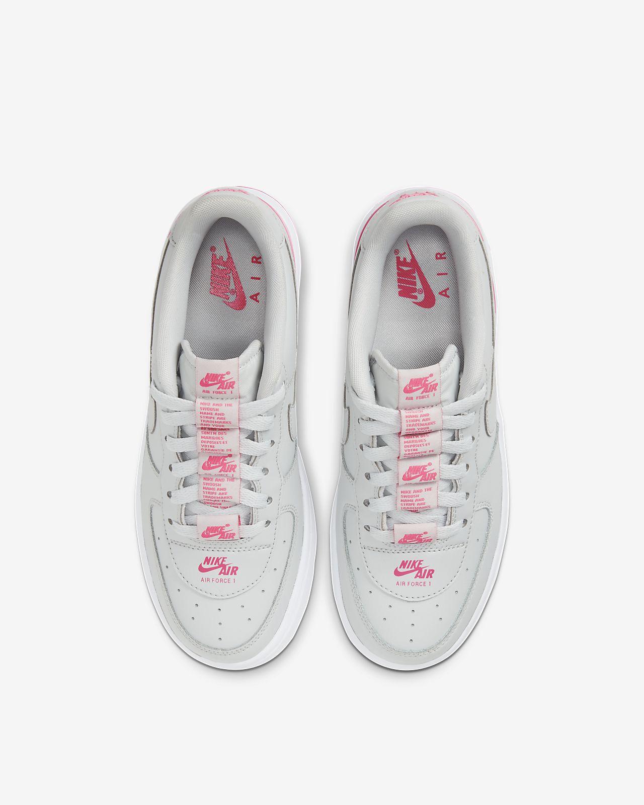 Nike Air Force 1 LV8 3 sko til store barn