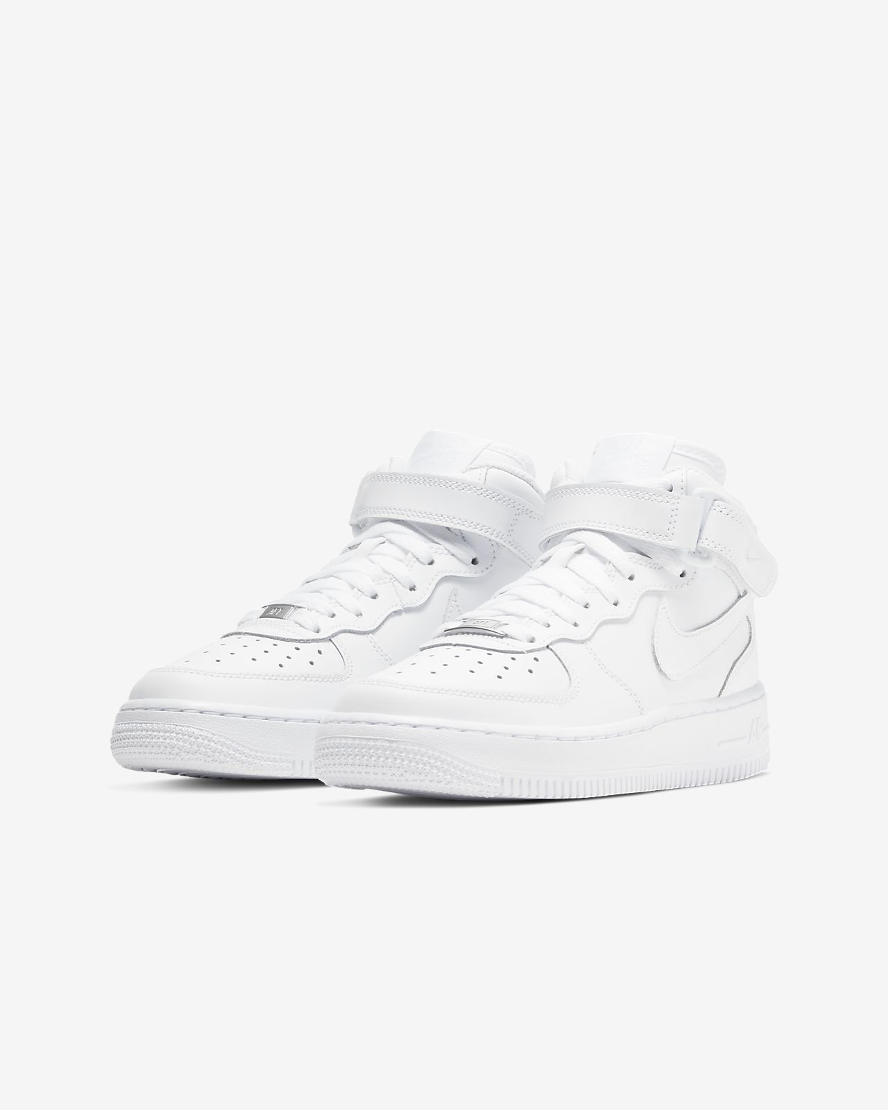 NEW IN BOX NIKE 314195 004 Size 4.5Y NIKE AIR FORCE 1 ONE