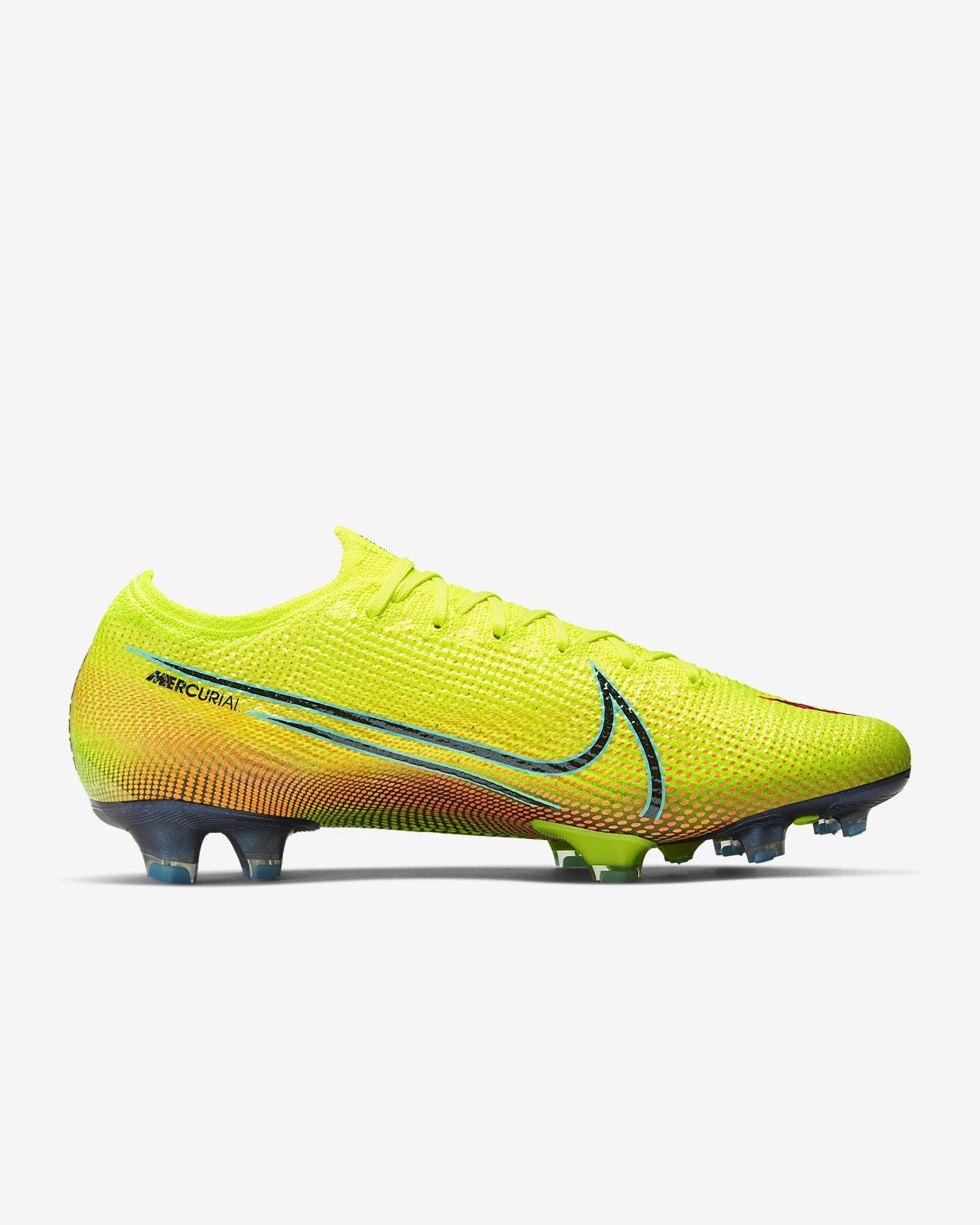 Chuteiras de futebol para terreno firme Nike Mercurial Vapor