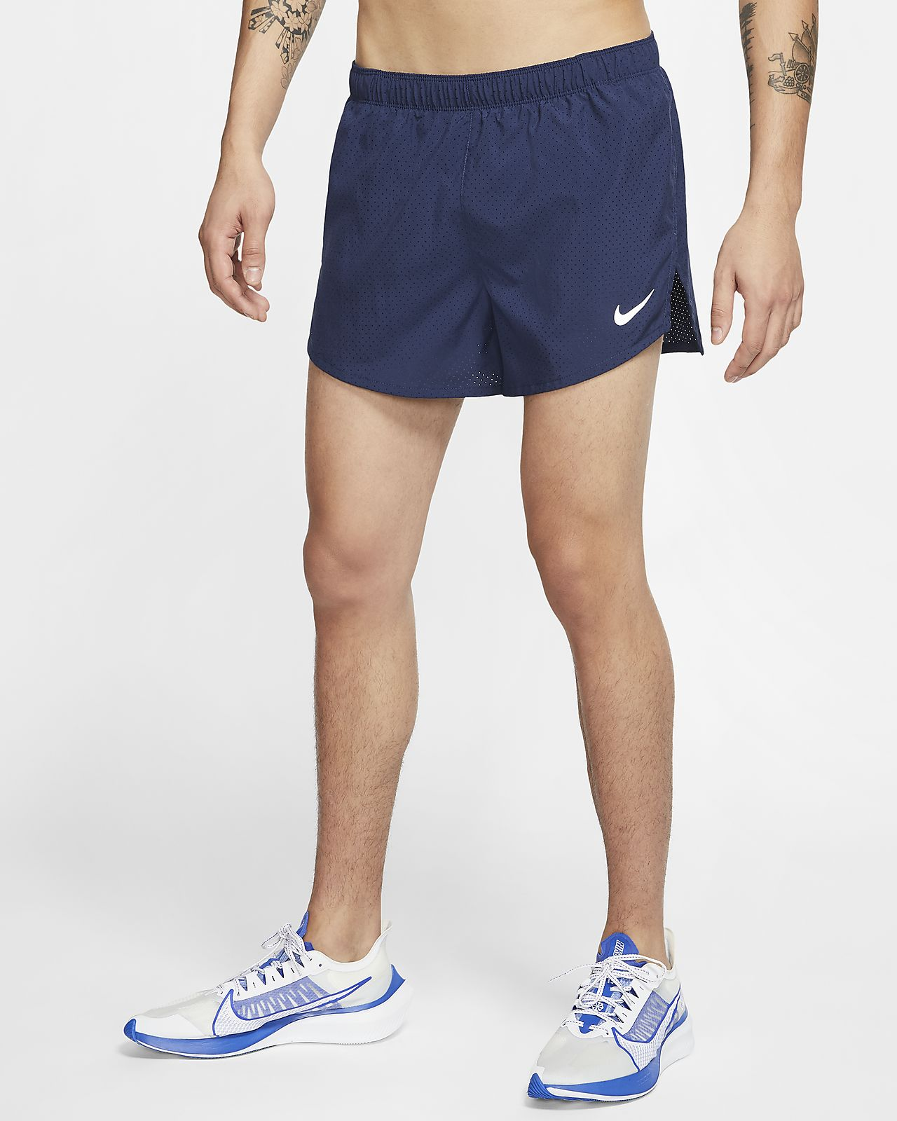 Nike Fast Men's 10cm Running Shorts