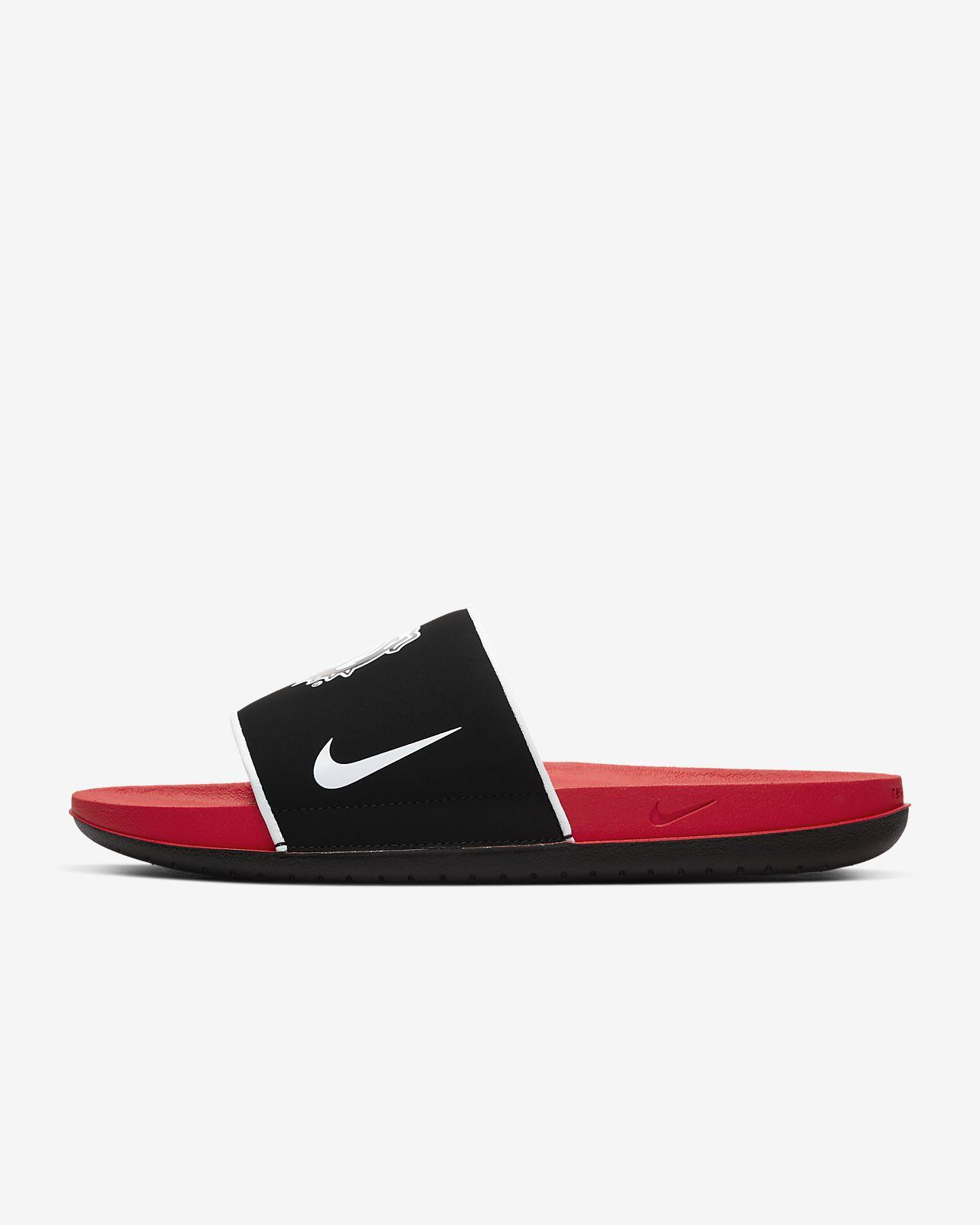 Travieso A pie vulgar  Chancla para hombre Nike College Offcourt (Georgia). Nike.com