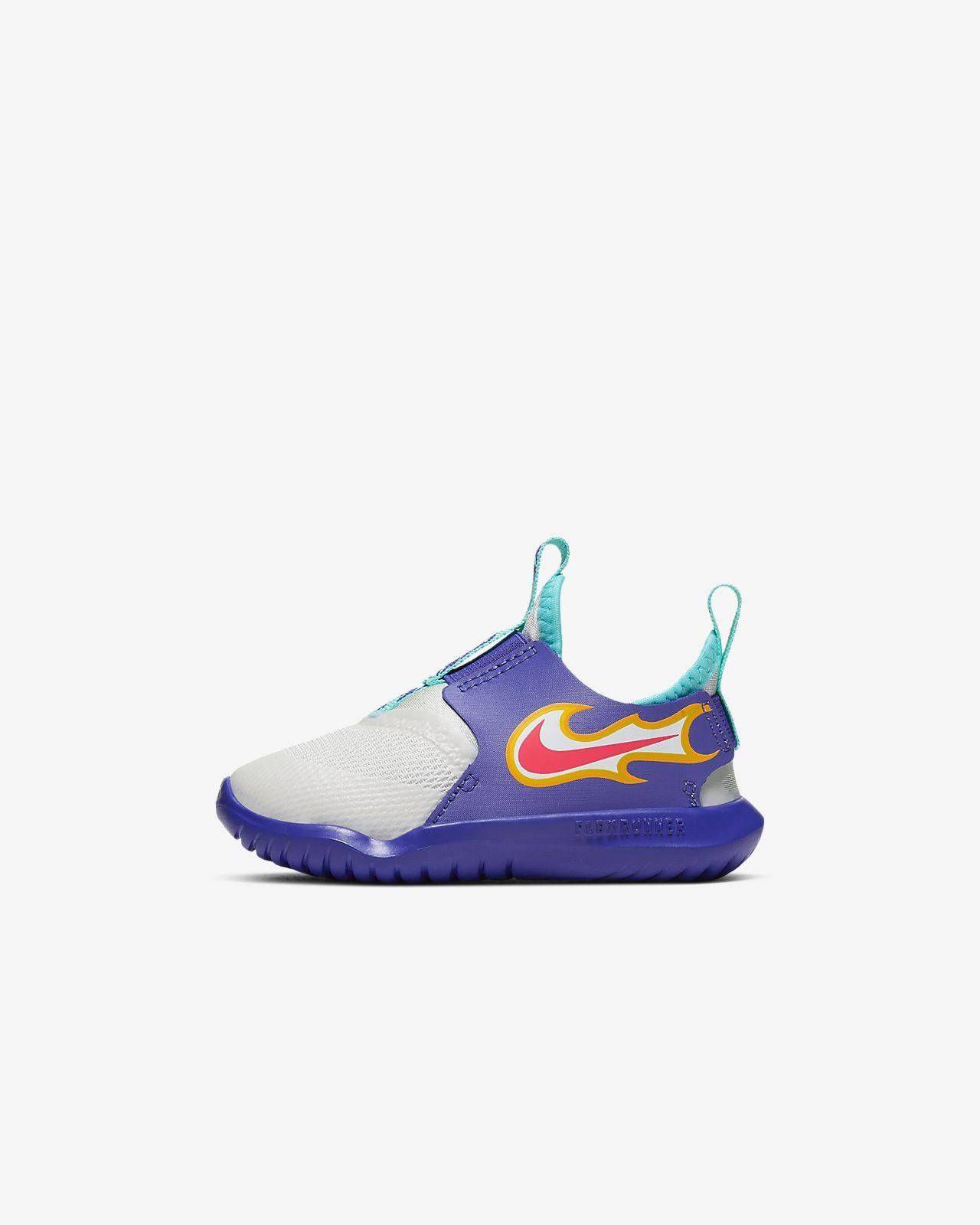 Nike Flex Runner Fire (TD) 婴童运动童鞋