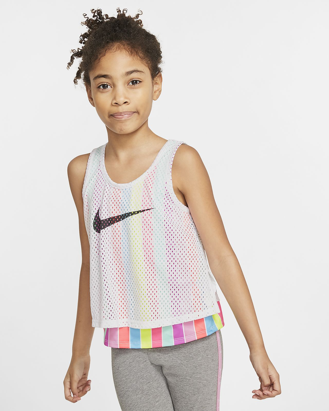 Nike Dri-FIT Younger Kids' Tank Top
