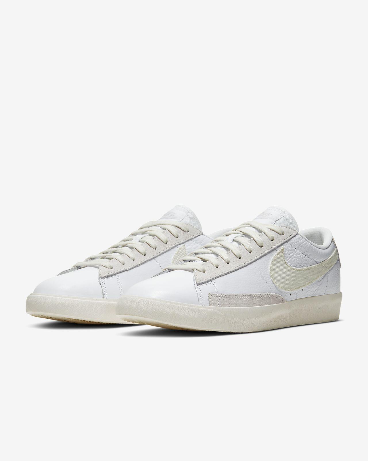 Scarpa Nike Blazer Low Leather
