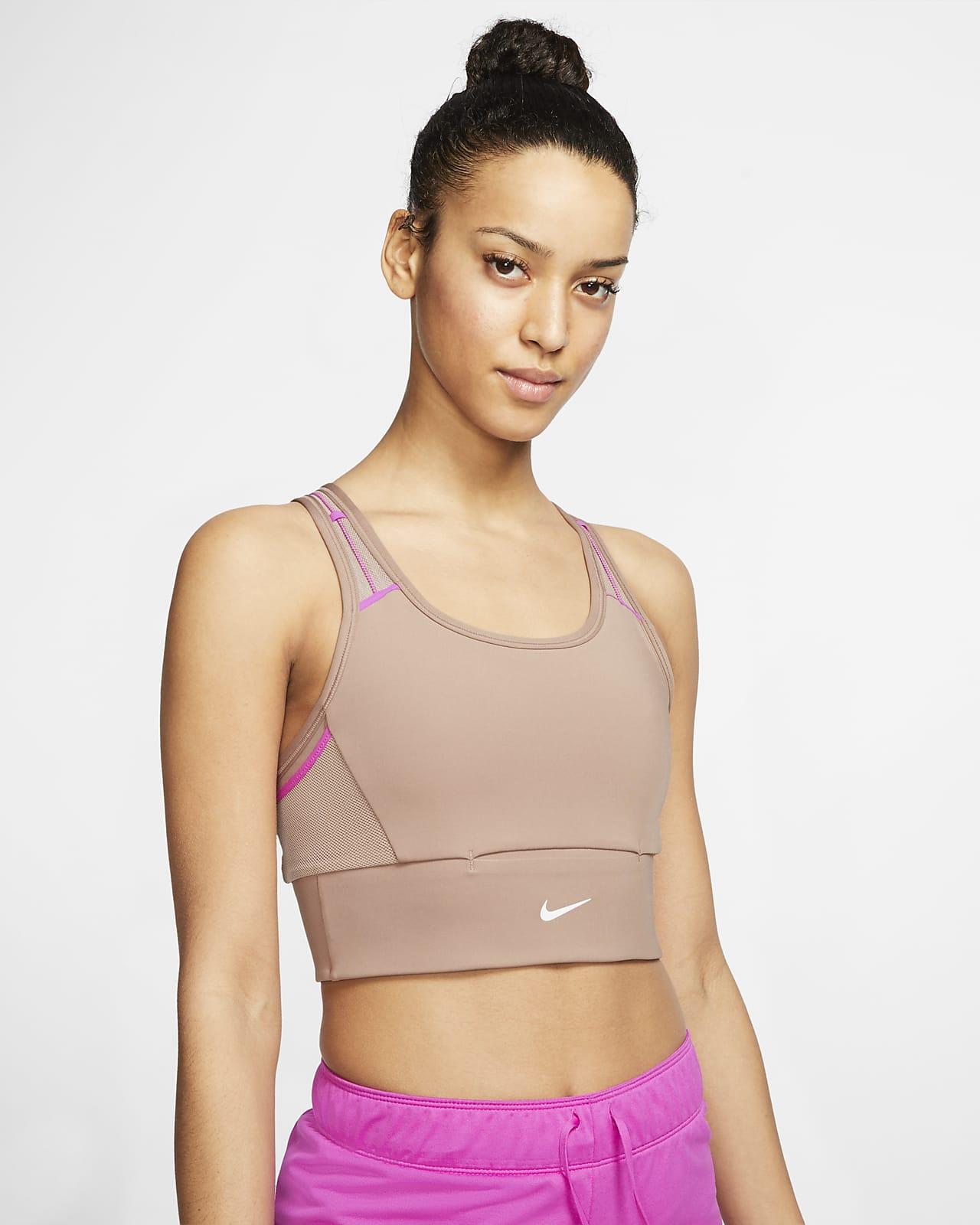 Nike Swoosh Icon Clash Women's Medium Support Pocket Sports Bra