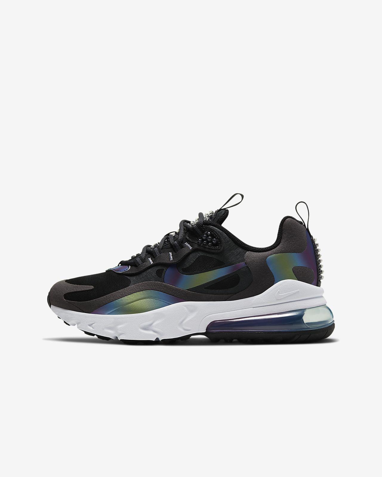 Buty dla dużych dzieci Nike Air Max 270 React. Nike PL