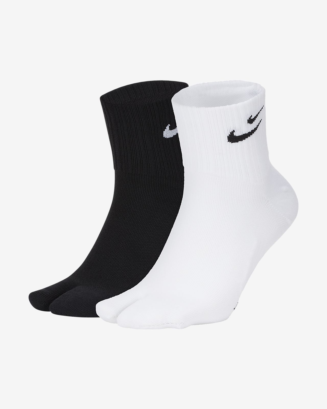 Calcetines hasta el tobillo Nike Wildcard (2 pares)