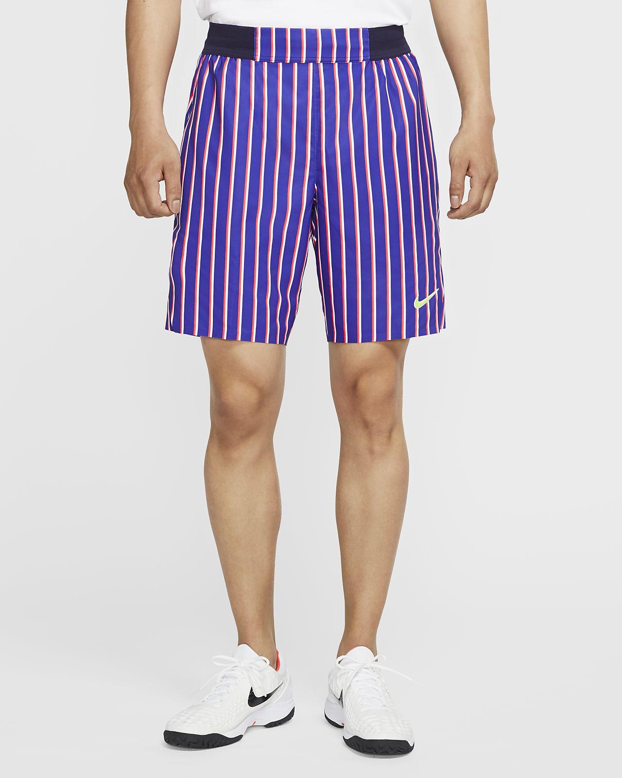 ナイキコート スラム メンズ テニスショートパンツ