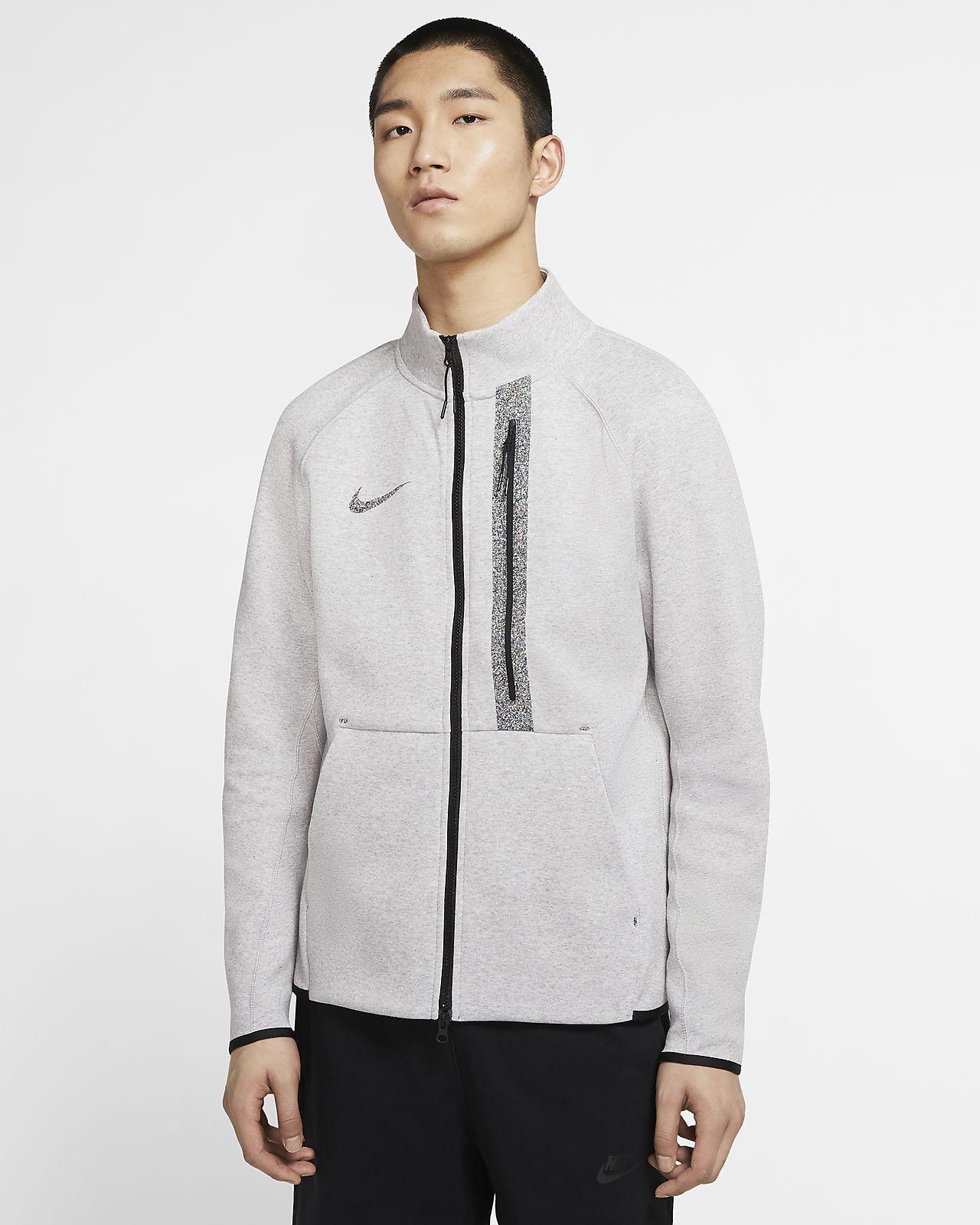 เสื้อแจ็คเก็ตผู้ชาย Nike 50 Tech Fleece