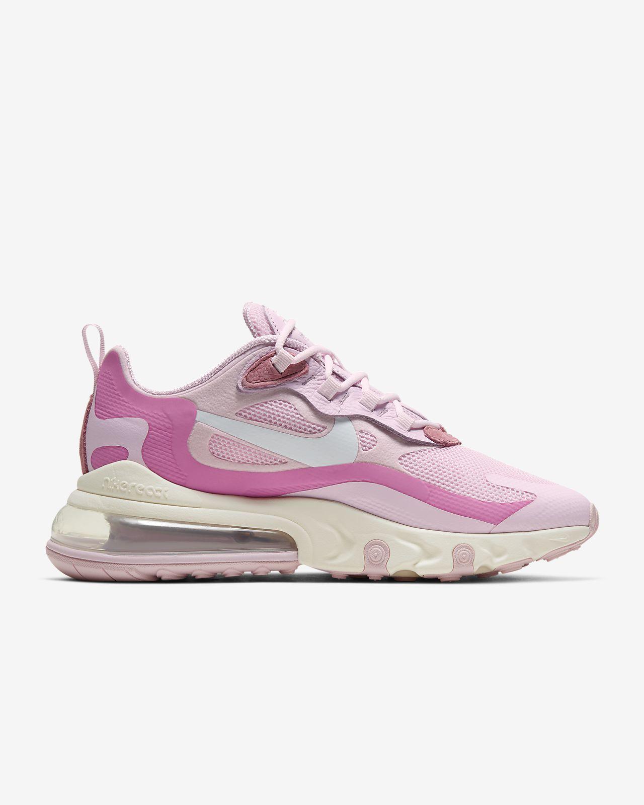 Nike Air Max 270 React Women S Shoe Nike Fi