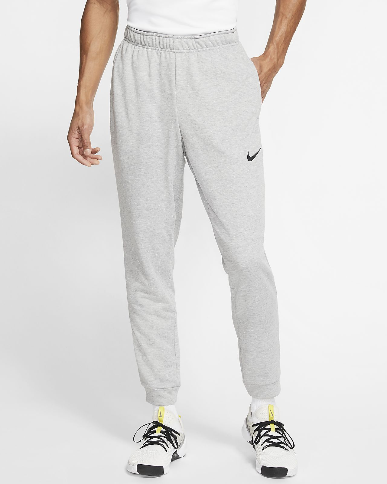 Pantaloni da training in fleece Nike Dri-FIT - Uomo