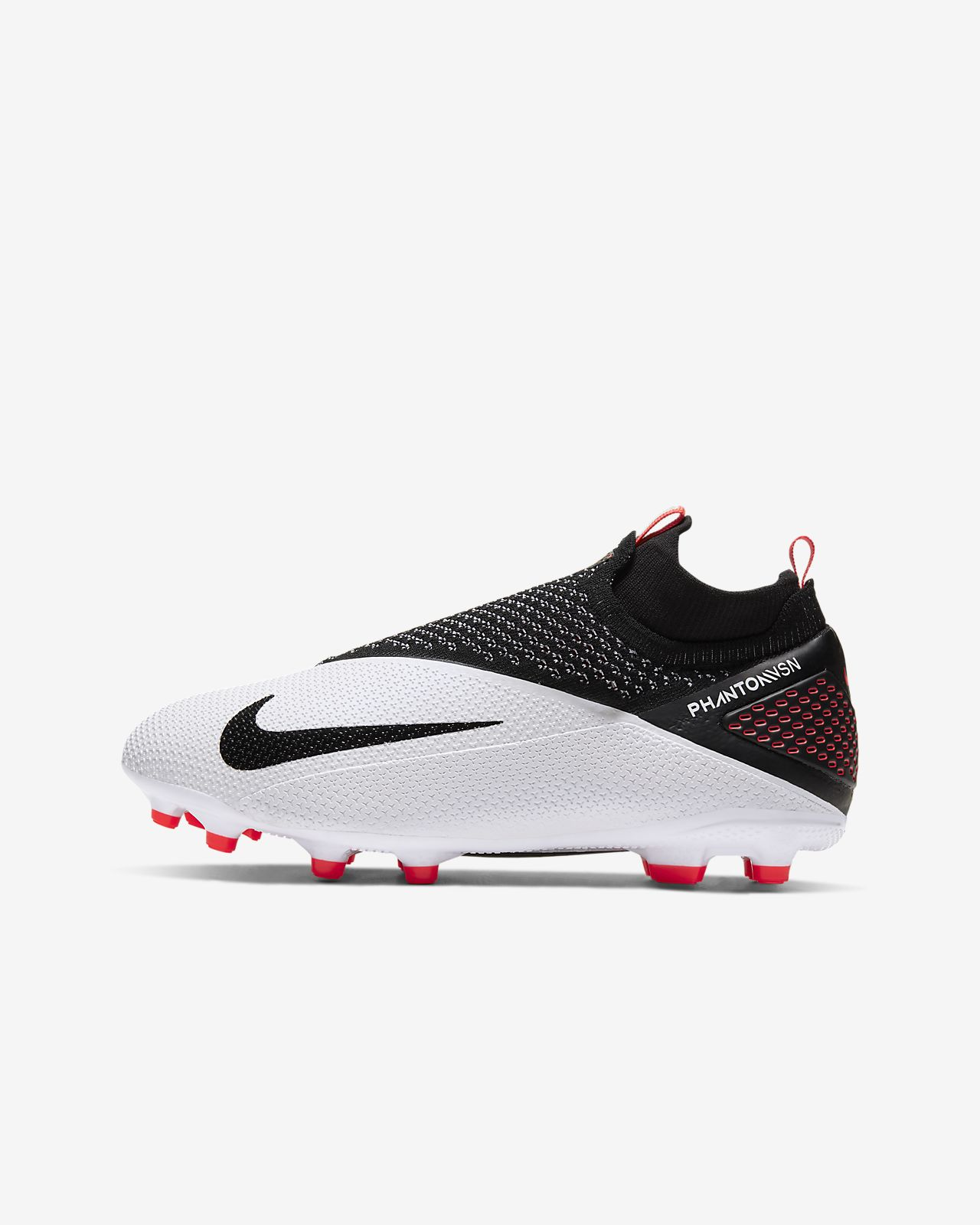 Nike Jr. Phantom Vision 2 Elite Dynamic Fit MG Older Kids' Multi-Ground Football Boot