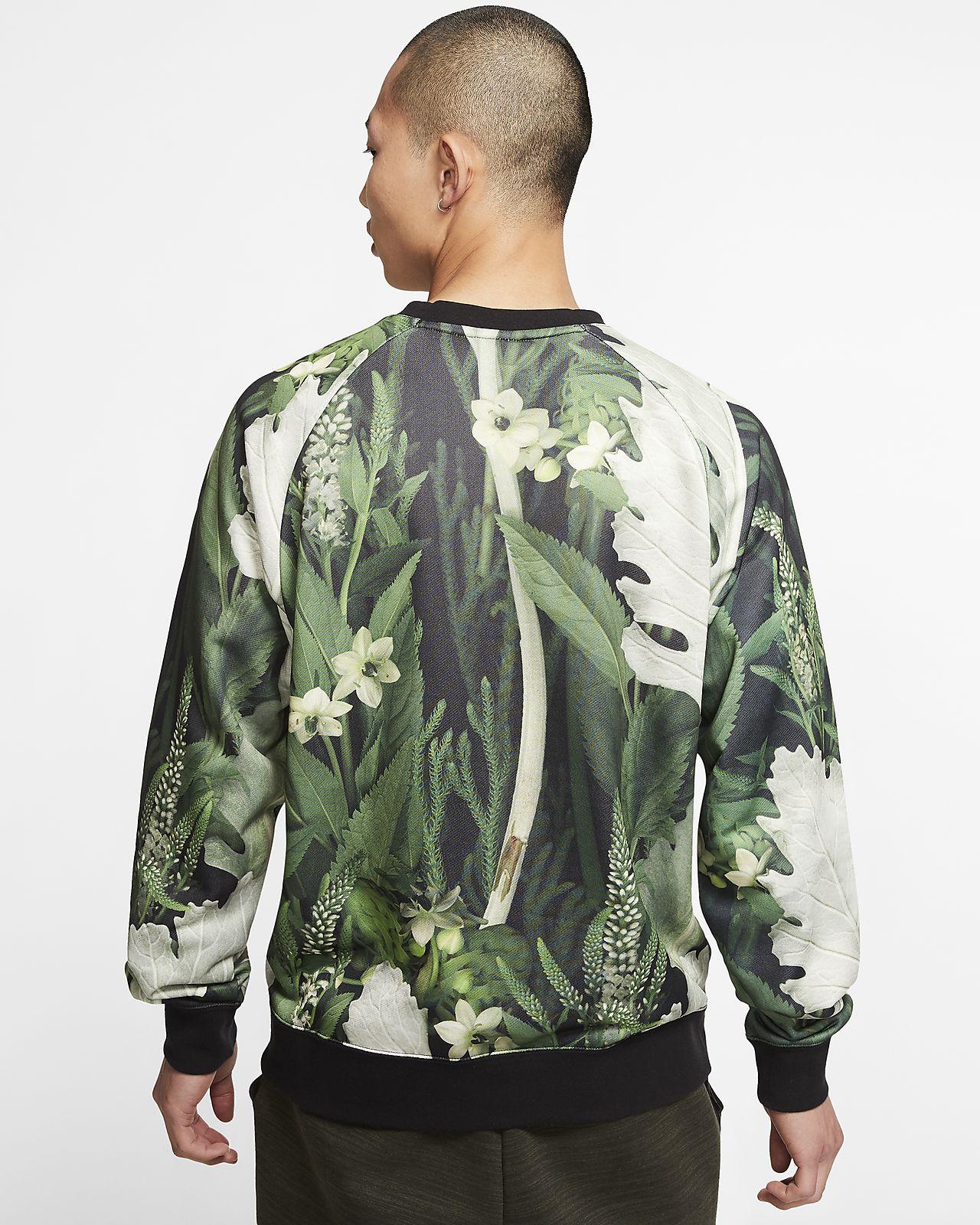 Jaqueta Nike Sportswear Windrunner Floral Masculina
