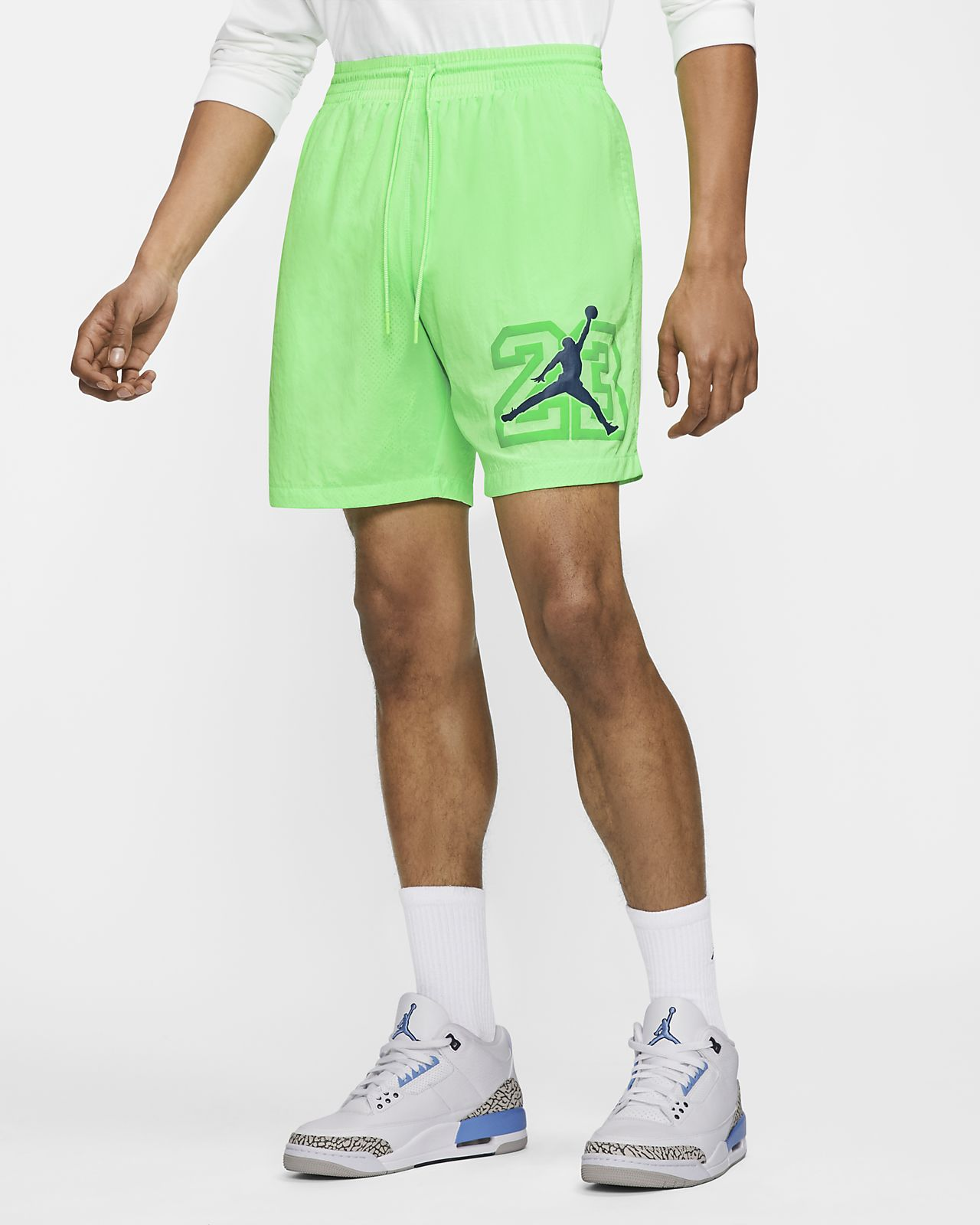 Jordan Legacy AJ13 Poolside Men's Shorts