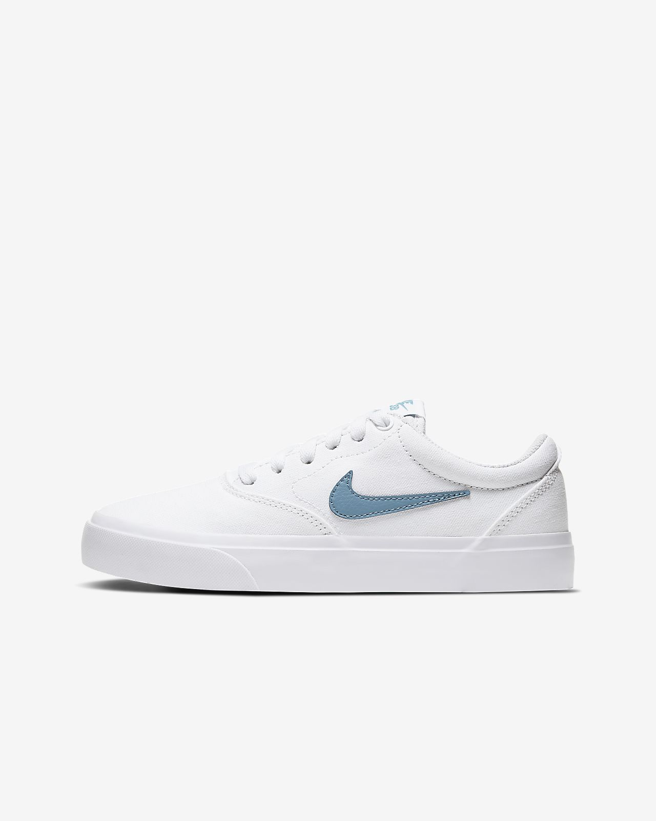 Scarpa da skateboard Nike SB Charge Canvas Ragazzi