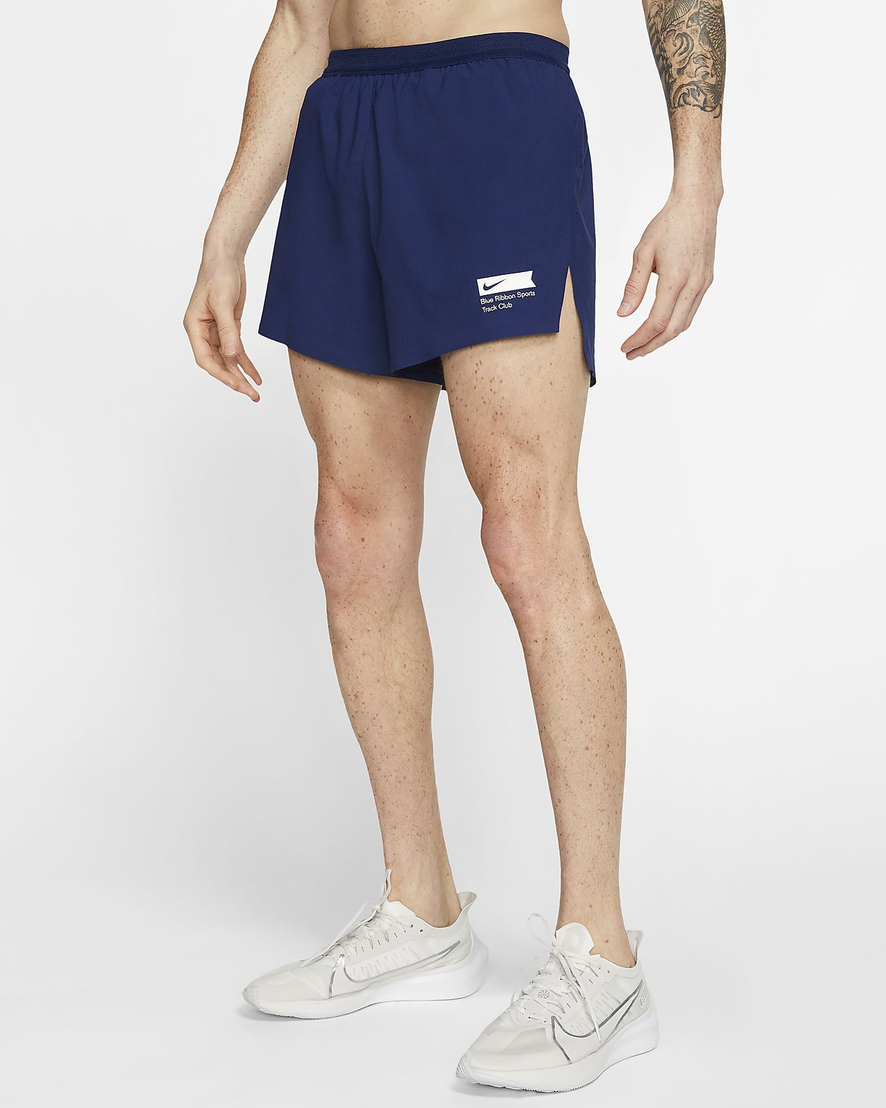 Nike AeroSwift Blue Ribbon Sports 11cm (approx.) Running Shorts