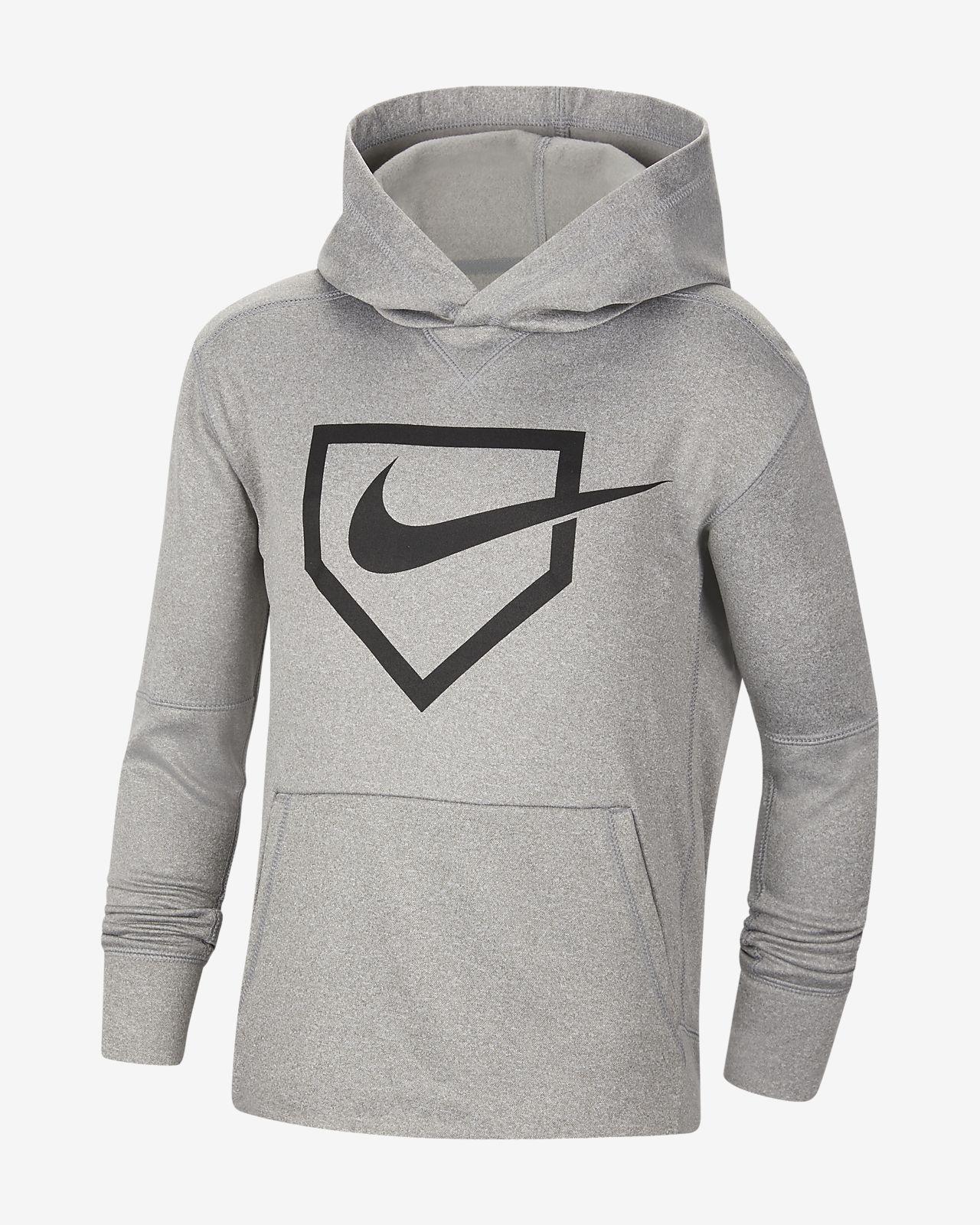 Nike Therma Big Kids' (Boys') Pullover Hoodie
