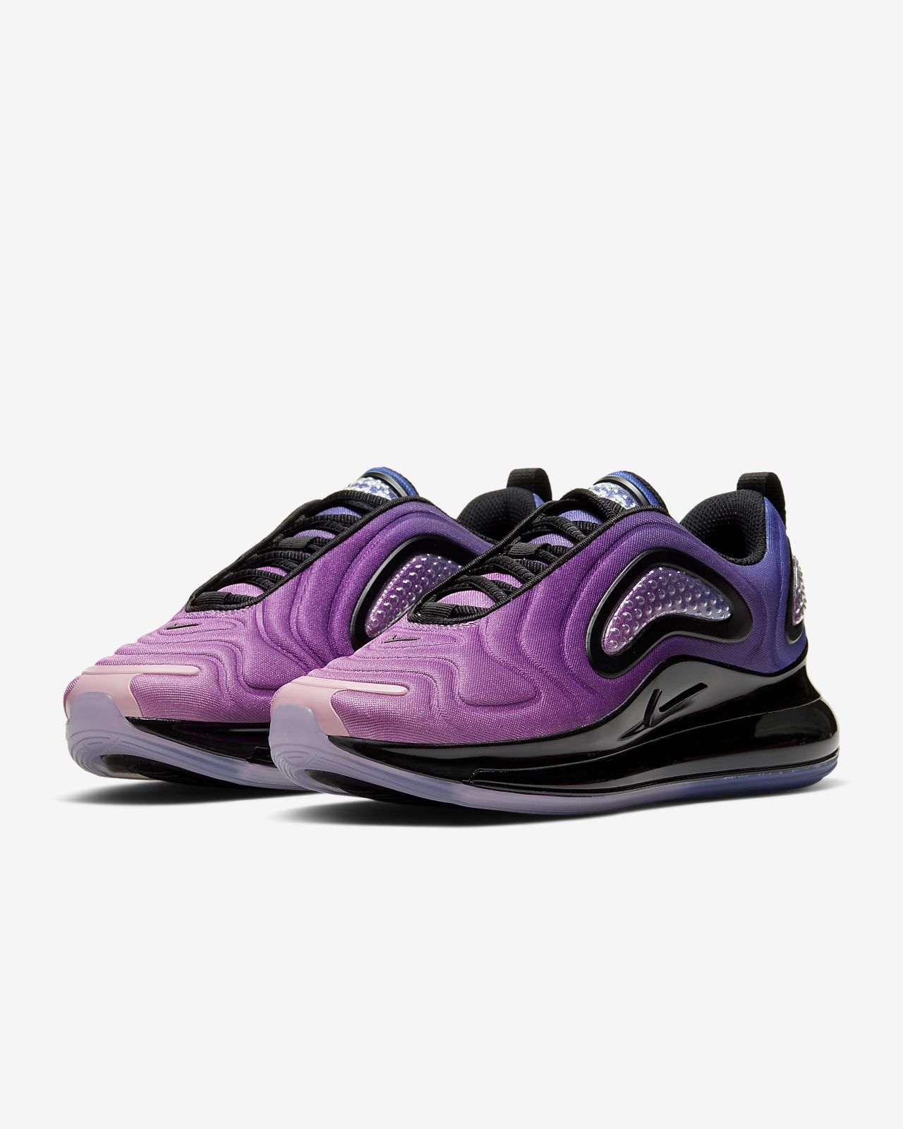 Zapatillas nike air max 720 pink sea