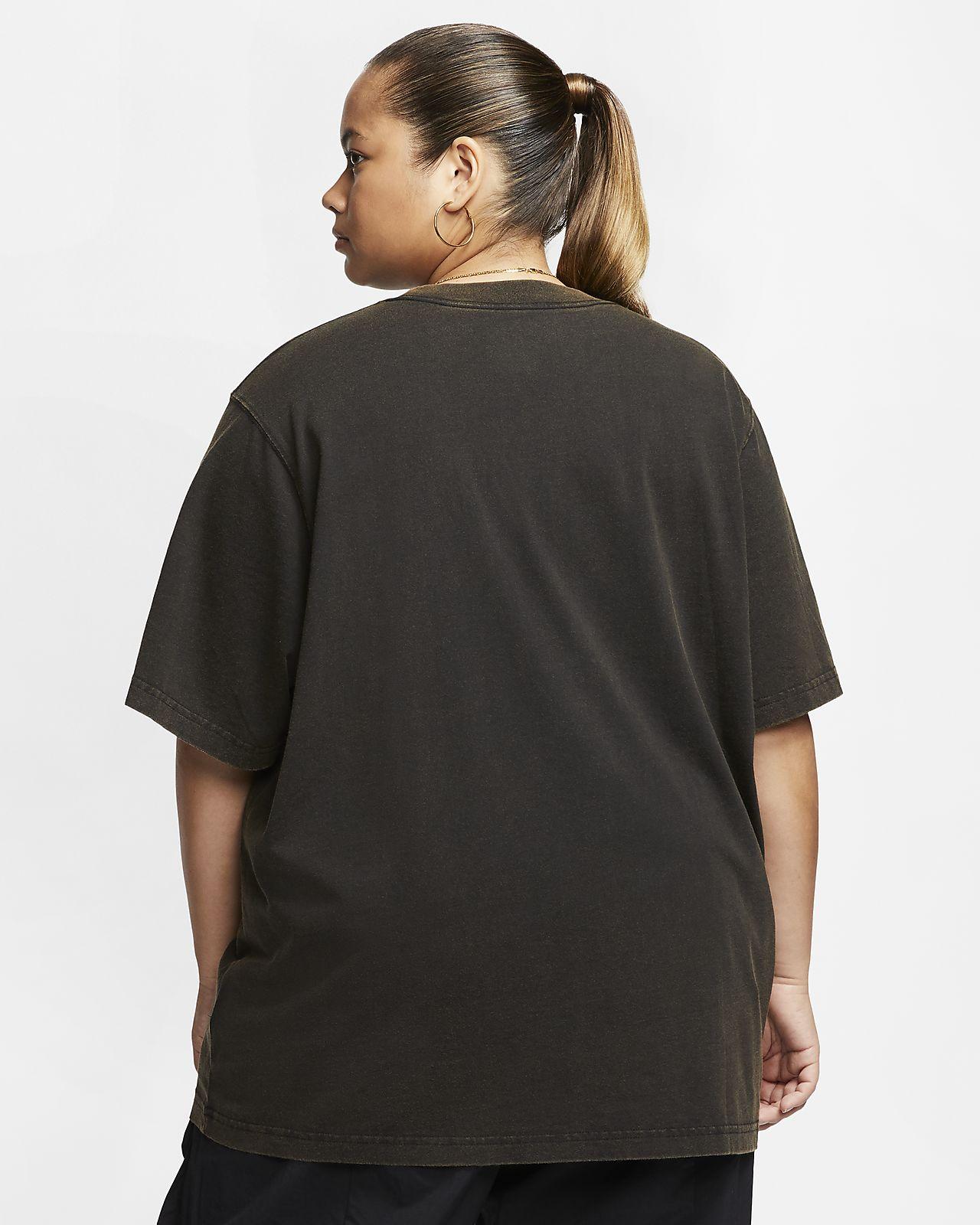 tee shirt oversize femme nike