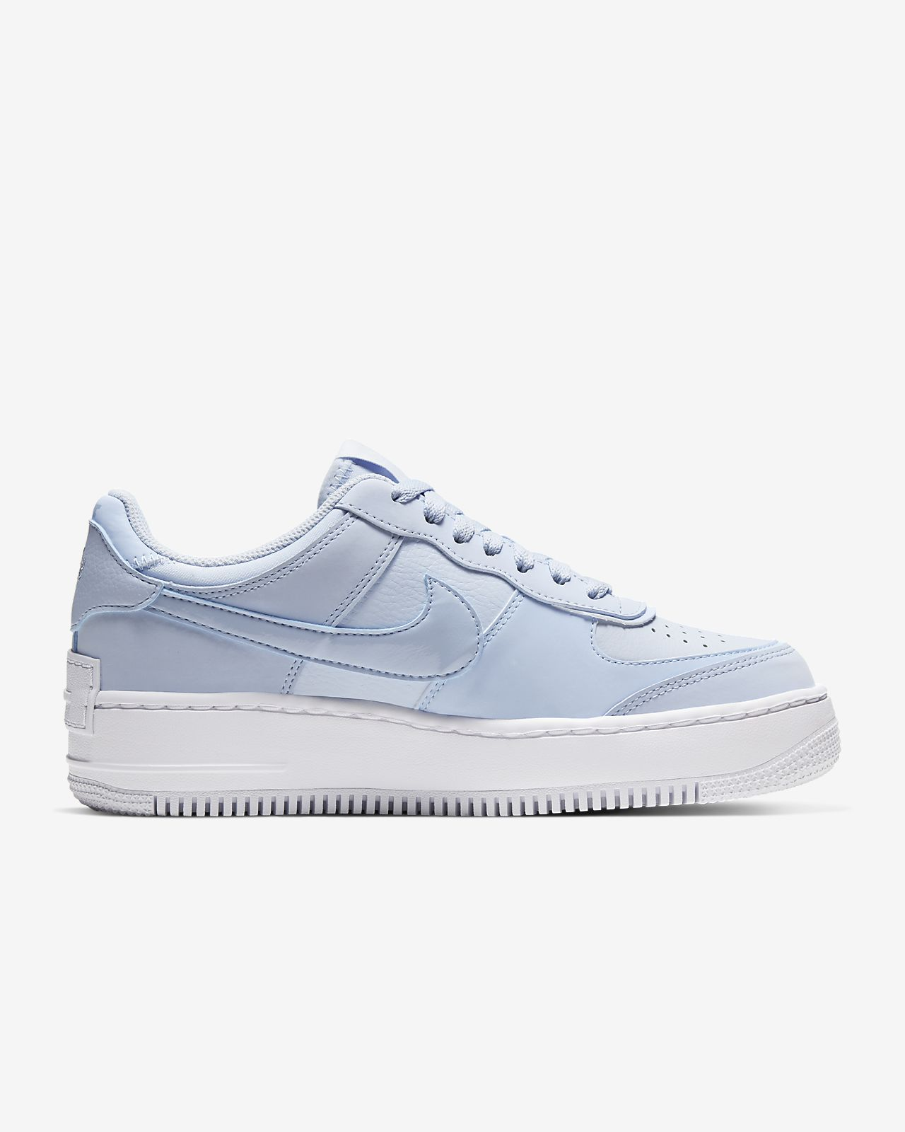 nike air force 1 shadow pastel femme