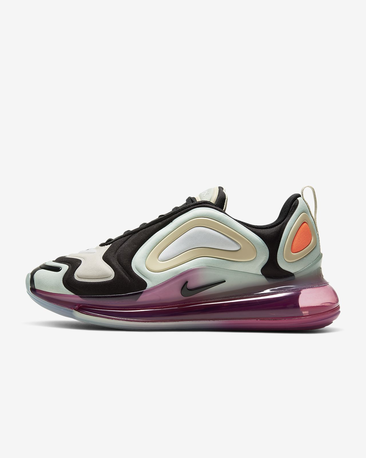 Nike Air Max 720 SE W shoes white orange