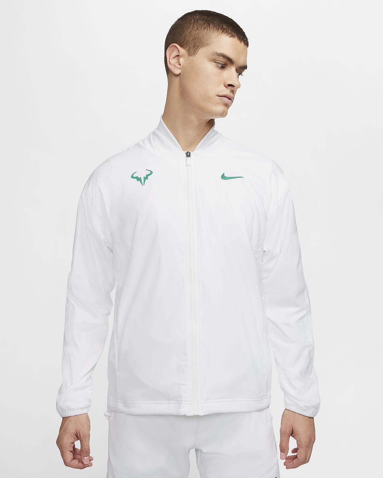 Chamarra de tenis para hombre Rafa