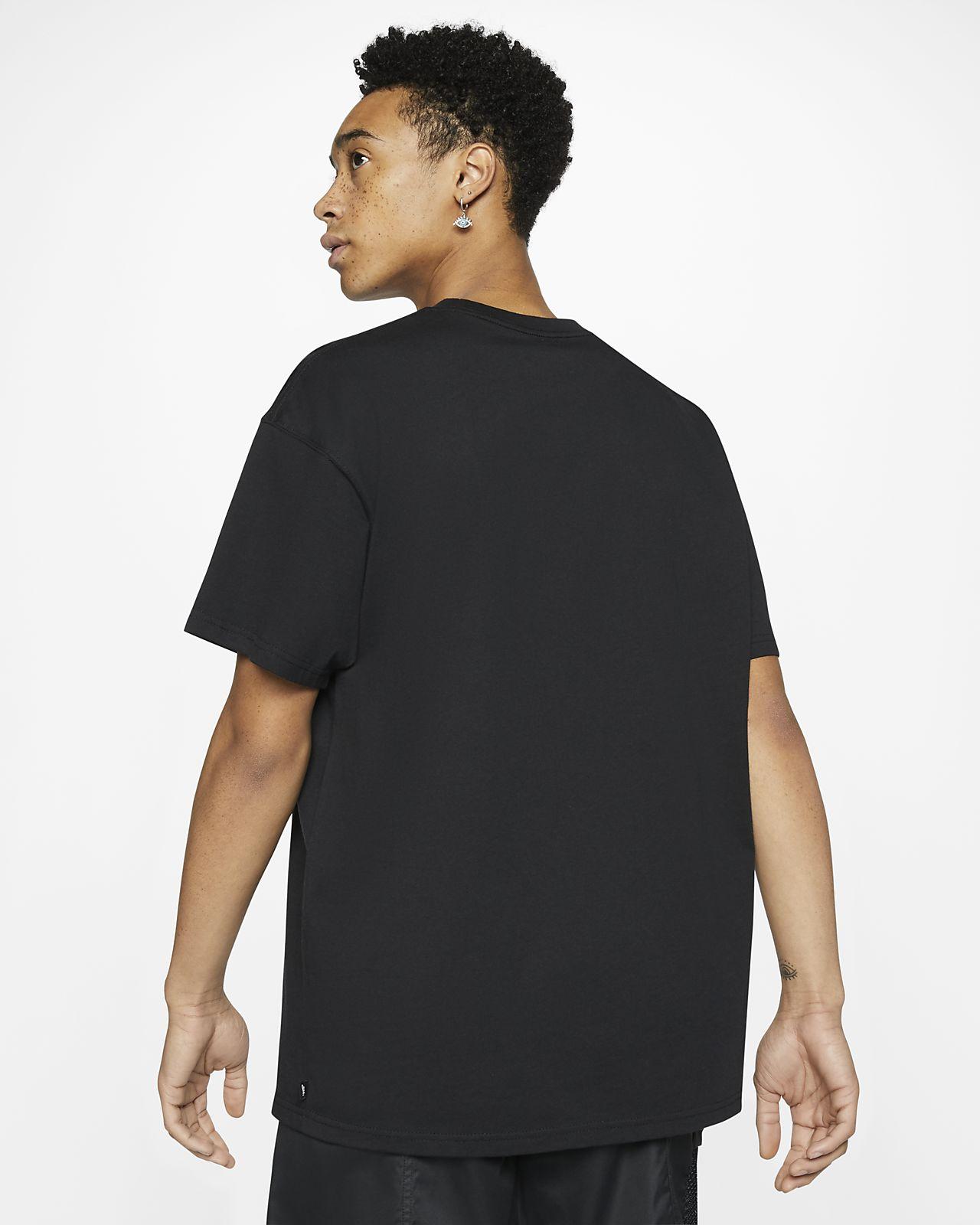 Męski T shirt do skateboardingu Nike SB. Nike PL