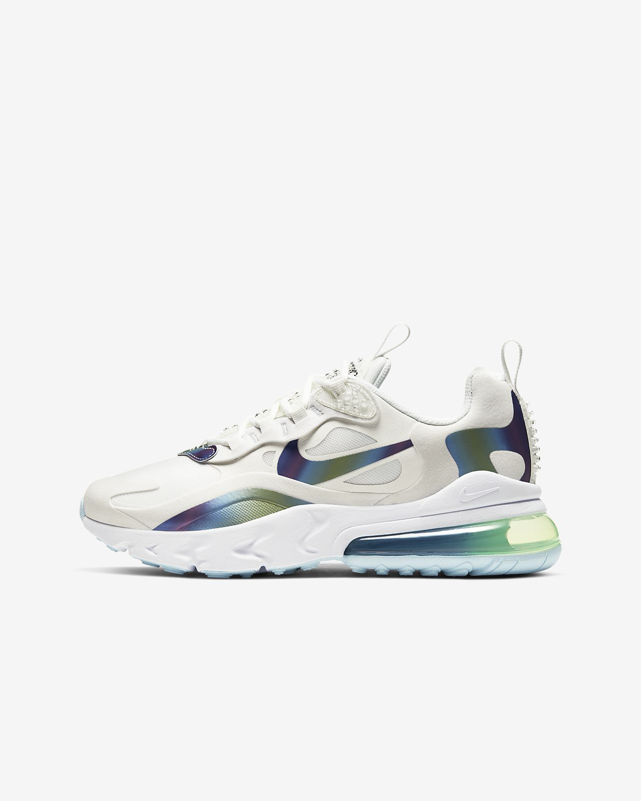 basket nike air max 270 enfant fille