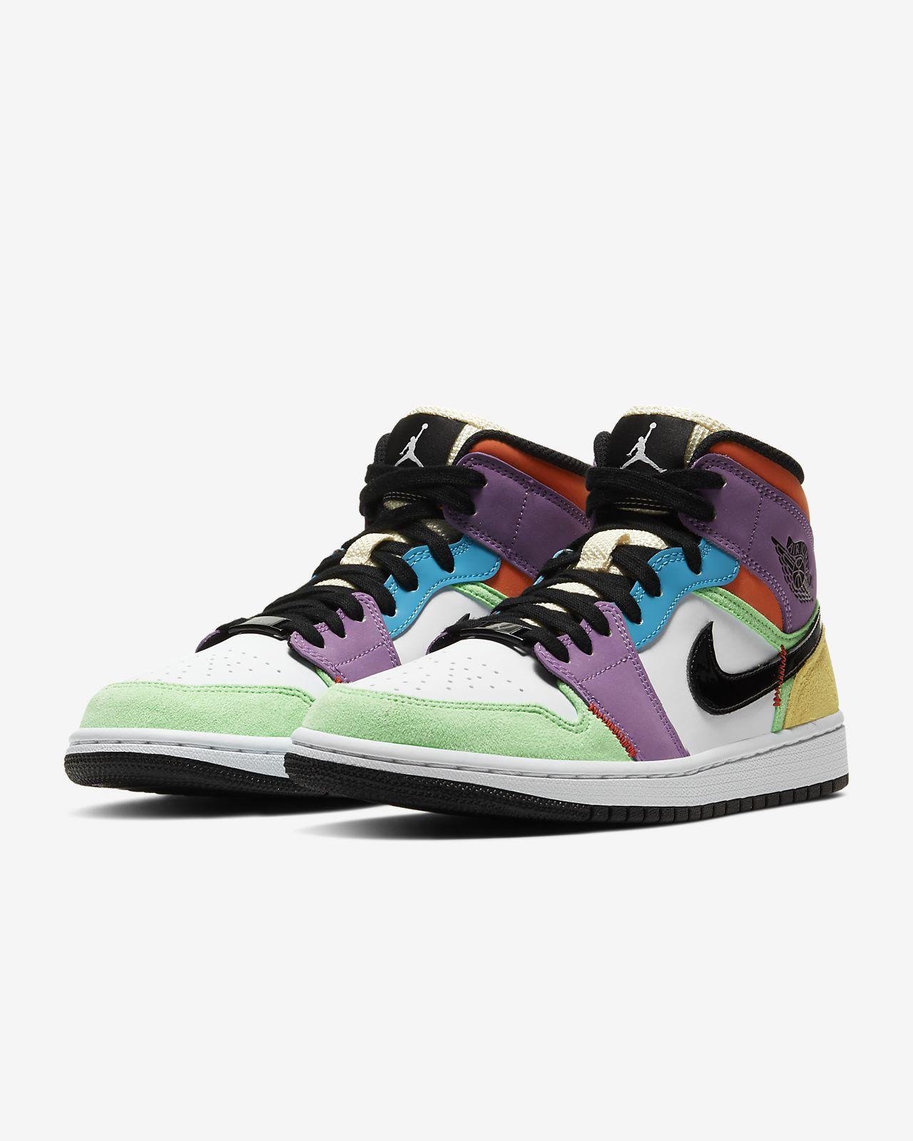 Nike Buty Air Jordan 1 Mid Se