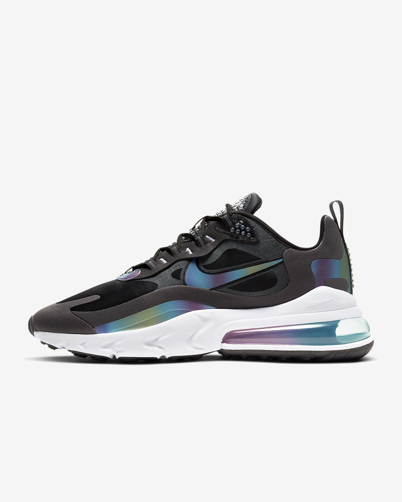 nike air max 270 react homme grise