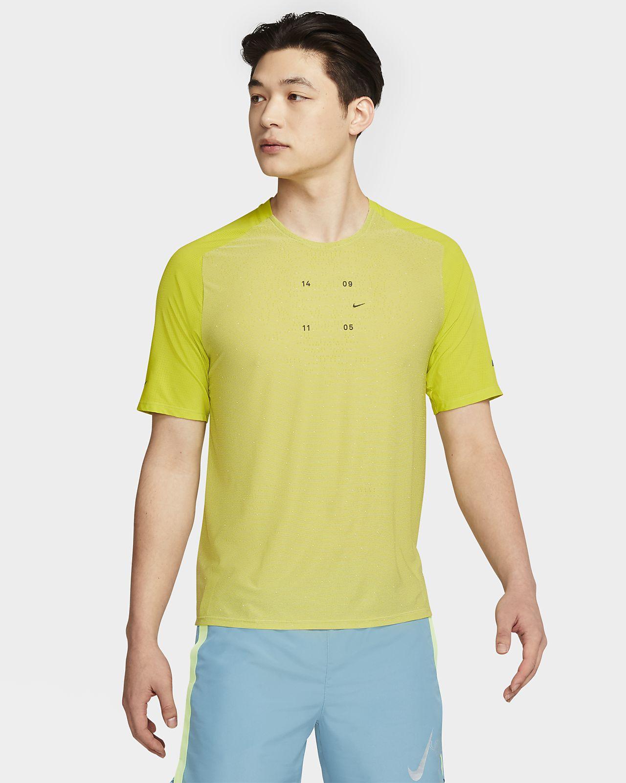Nike Tech Pack 男款跑步上衣