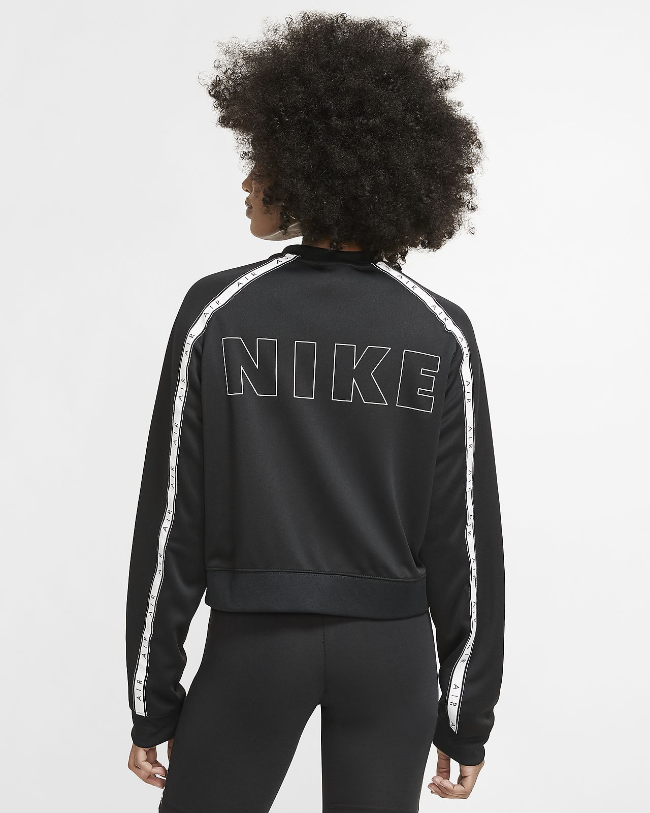 Nike Air Max Women's Cropped Jacket