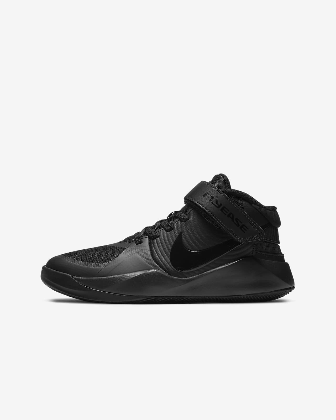 Scarpa da basket Nike Team Hustle D 9 FlyEase - Ragazzi