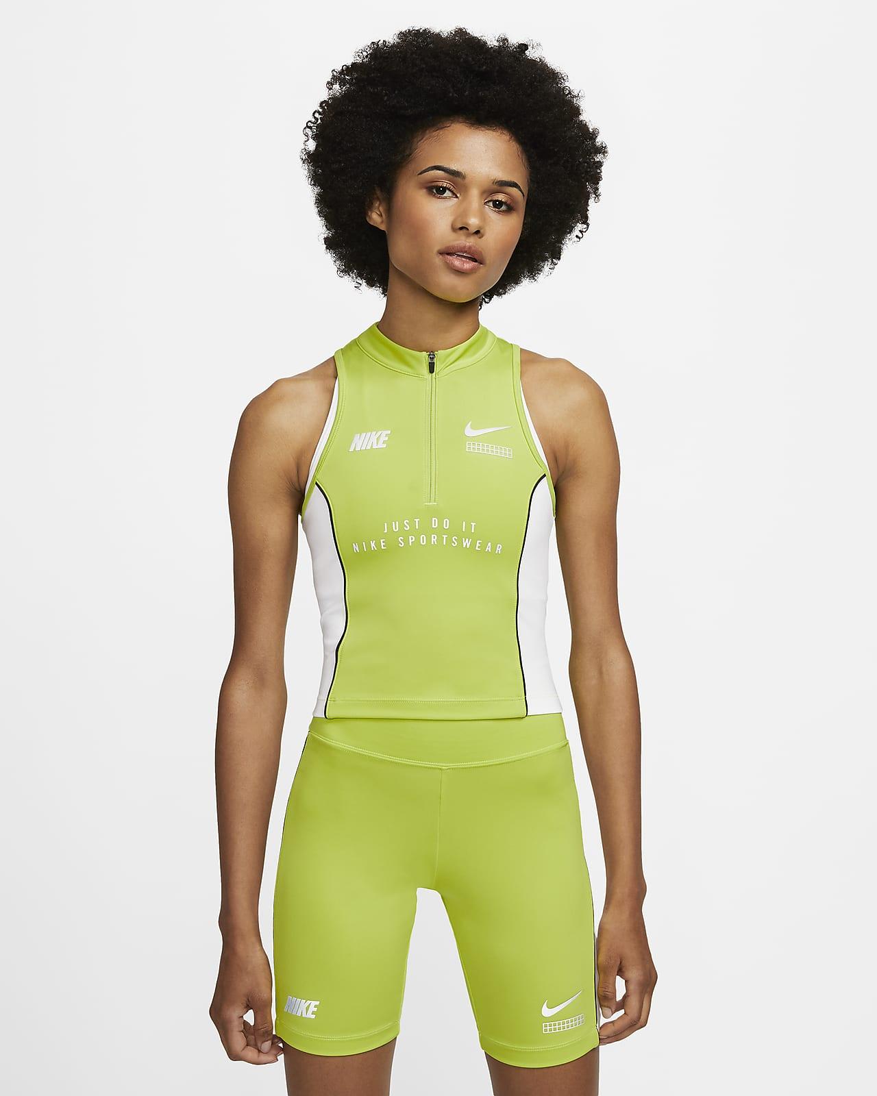 Nike Sportswear DNA ermeløs overdel til dame