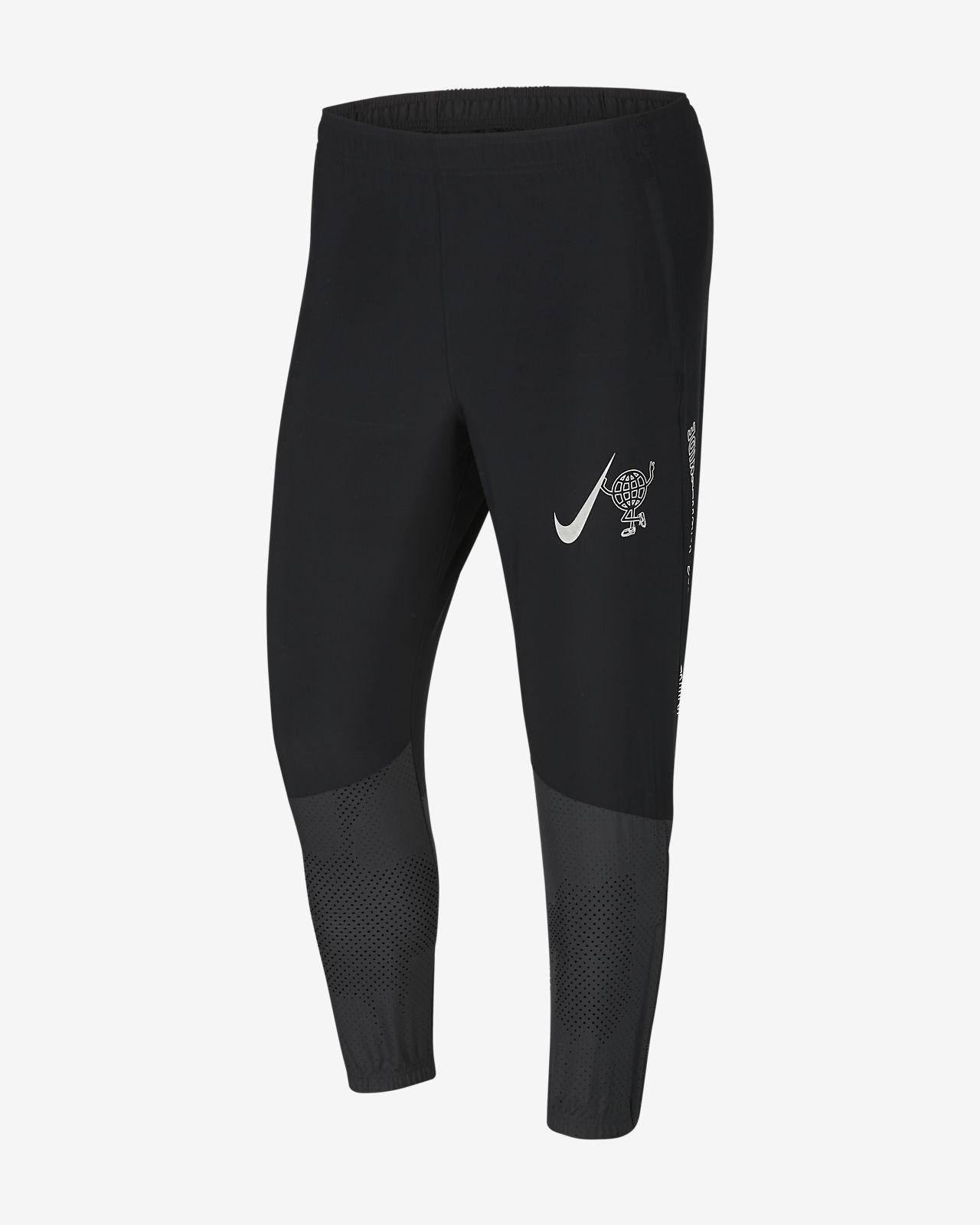 Nike Essential Wild Run 男款跑步長褲