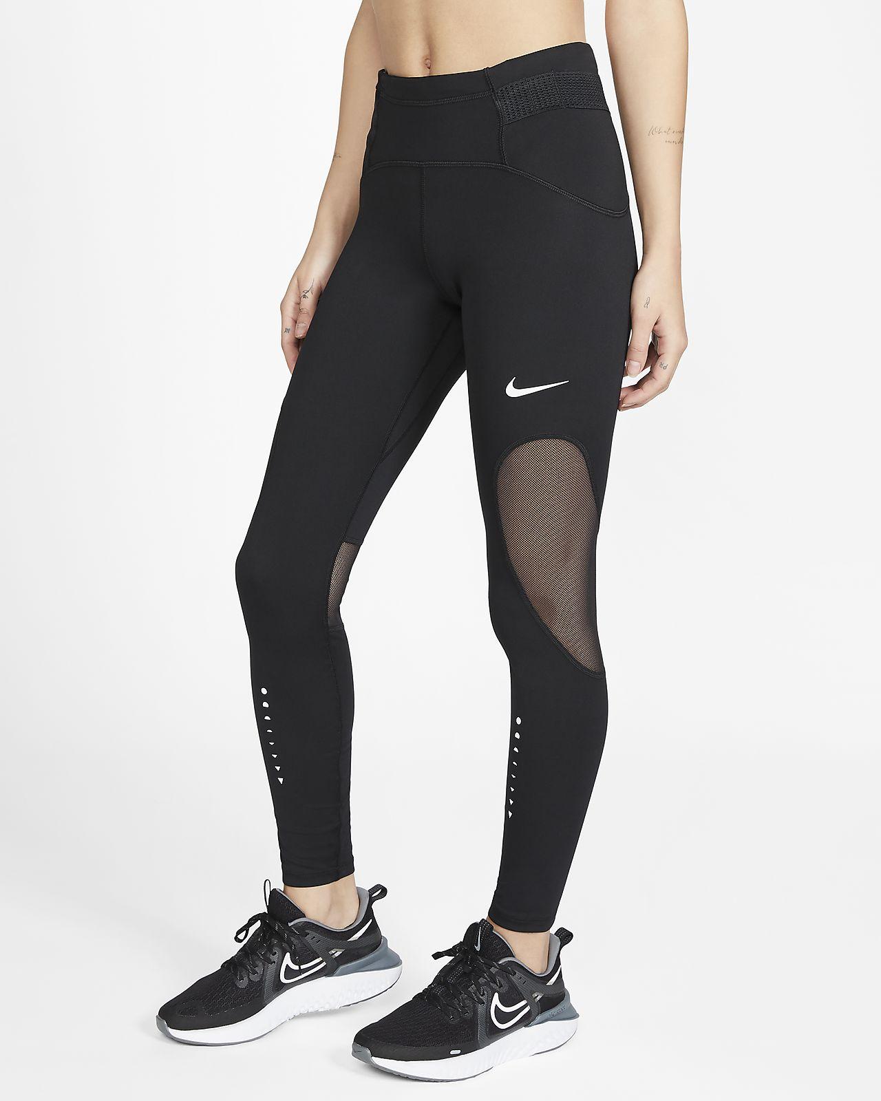 Nike Speed Icon Clash 7/8 Kadın Koşu Taytı