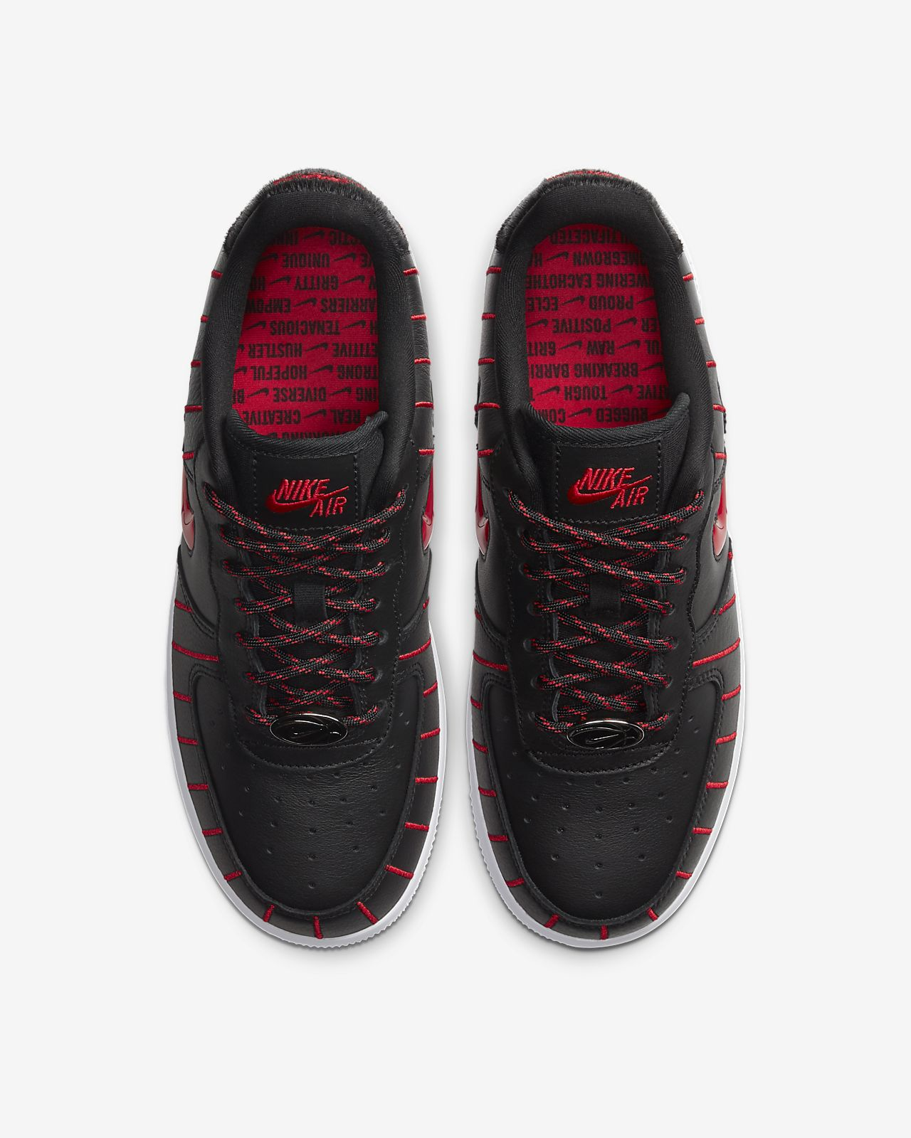 Air Force 1 NBA Low (Chicago Bulls) Men's Shoe | Dress with