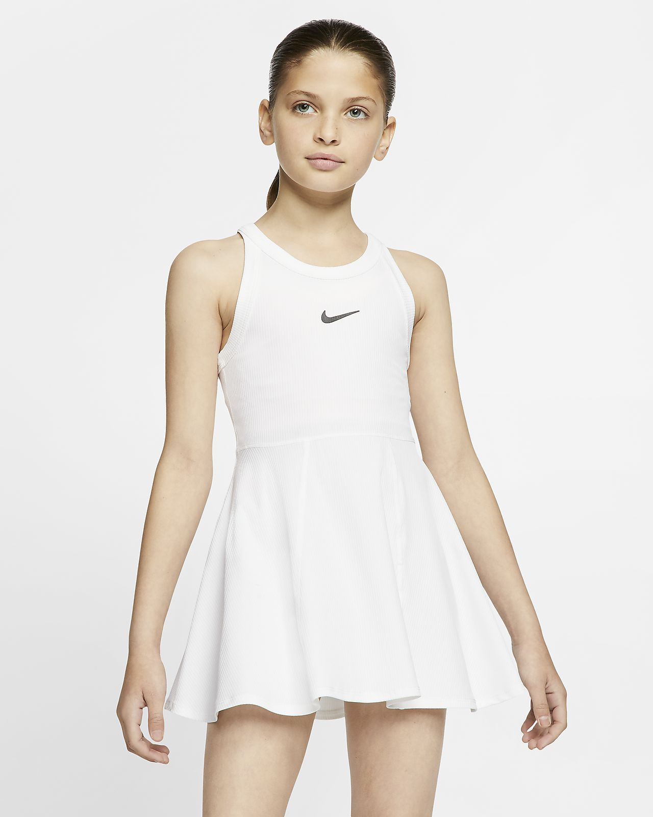 NikeCourt Dri-FIT Tenniskleid für ältere Kinder (Mädchen)
