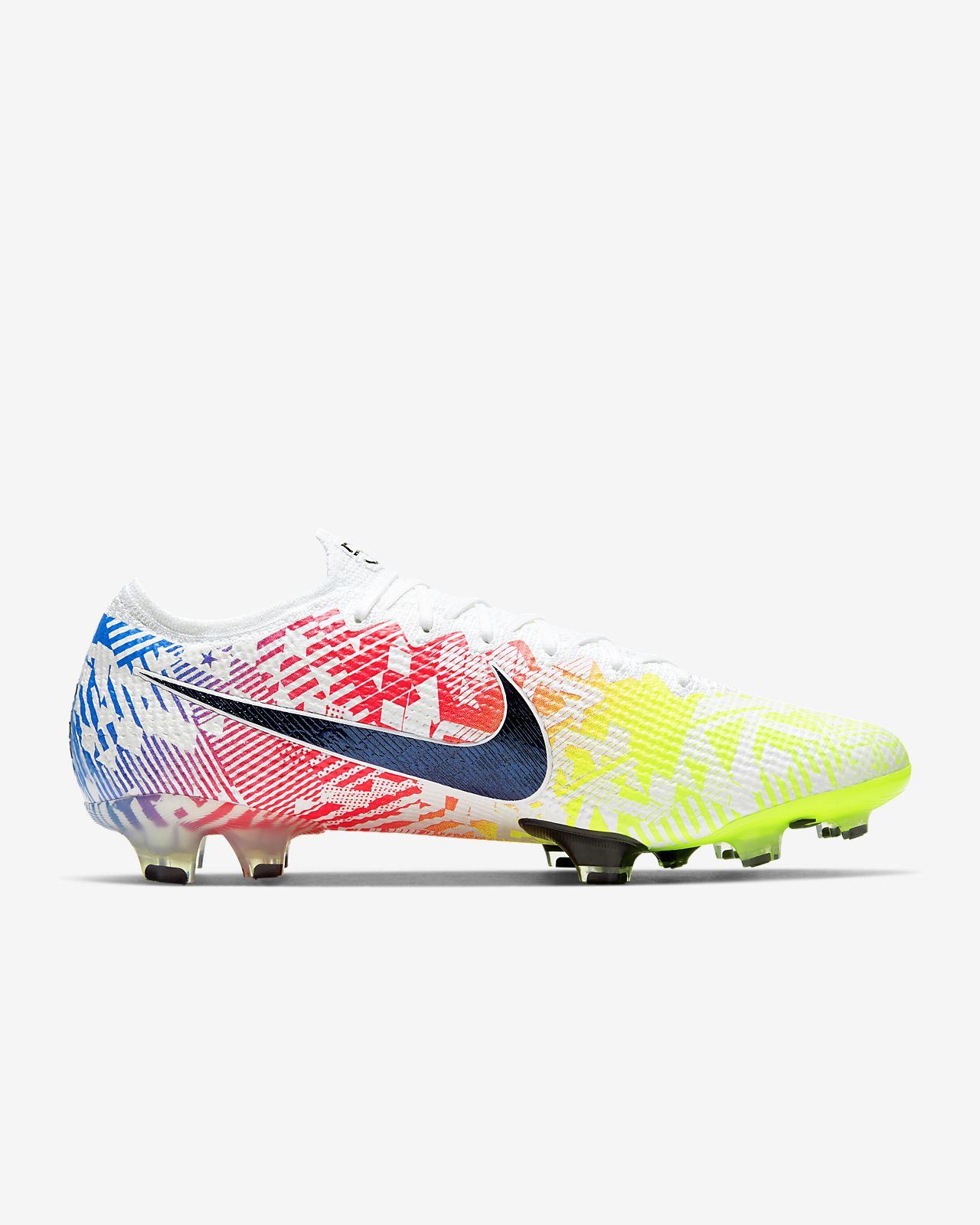 Nike Mercurial Vapor 13 Elite Neymar Jr. FG Fußballschuh für normalen Rasen