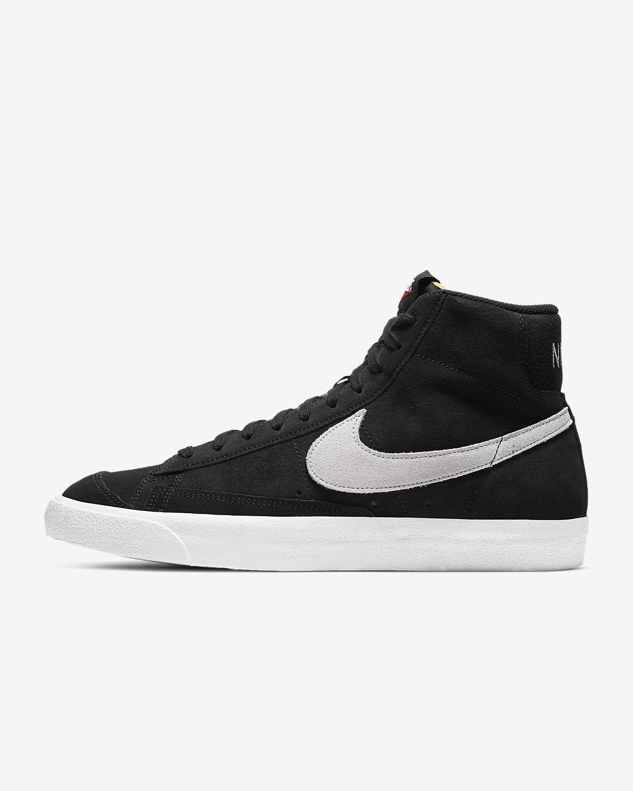 Nike Blazer 中筒 '77 麂皮鞋款