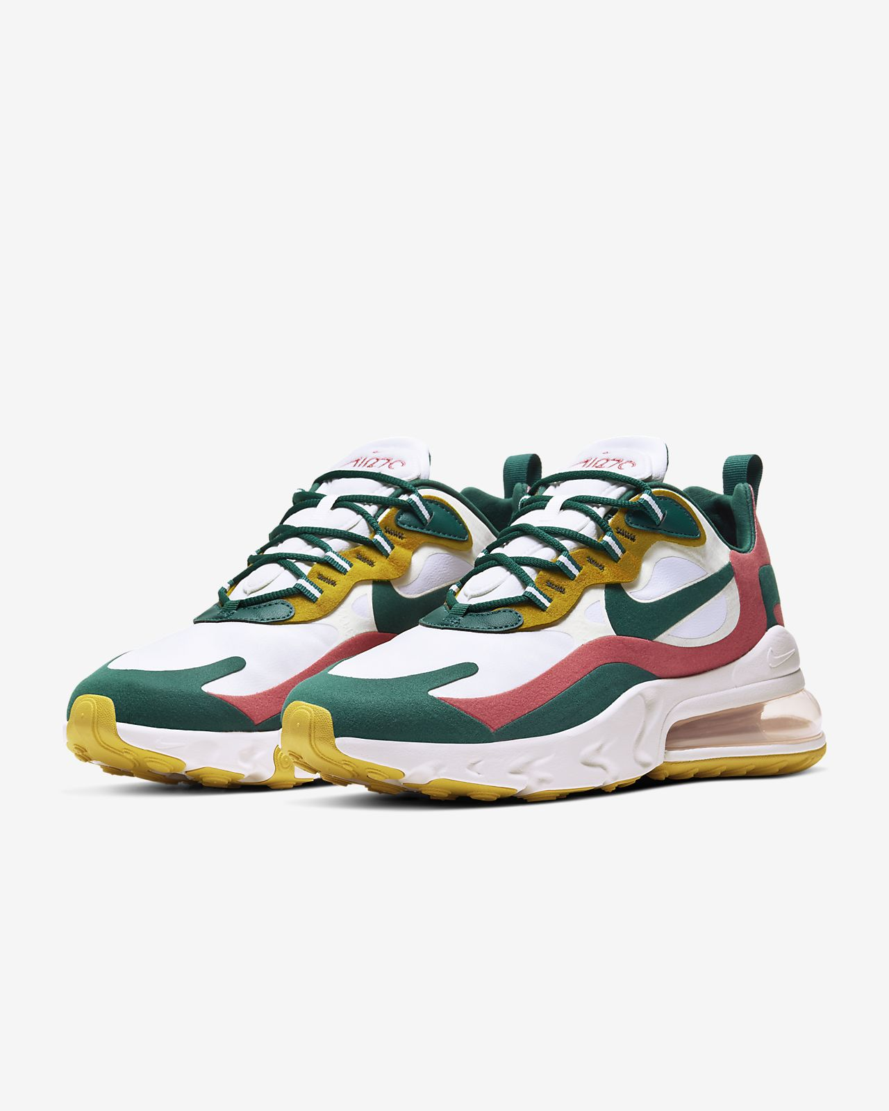 Scarpa Nike Air Max 270 React Uomo