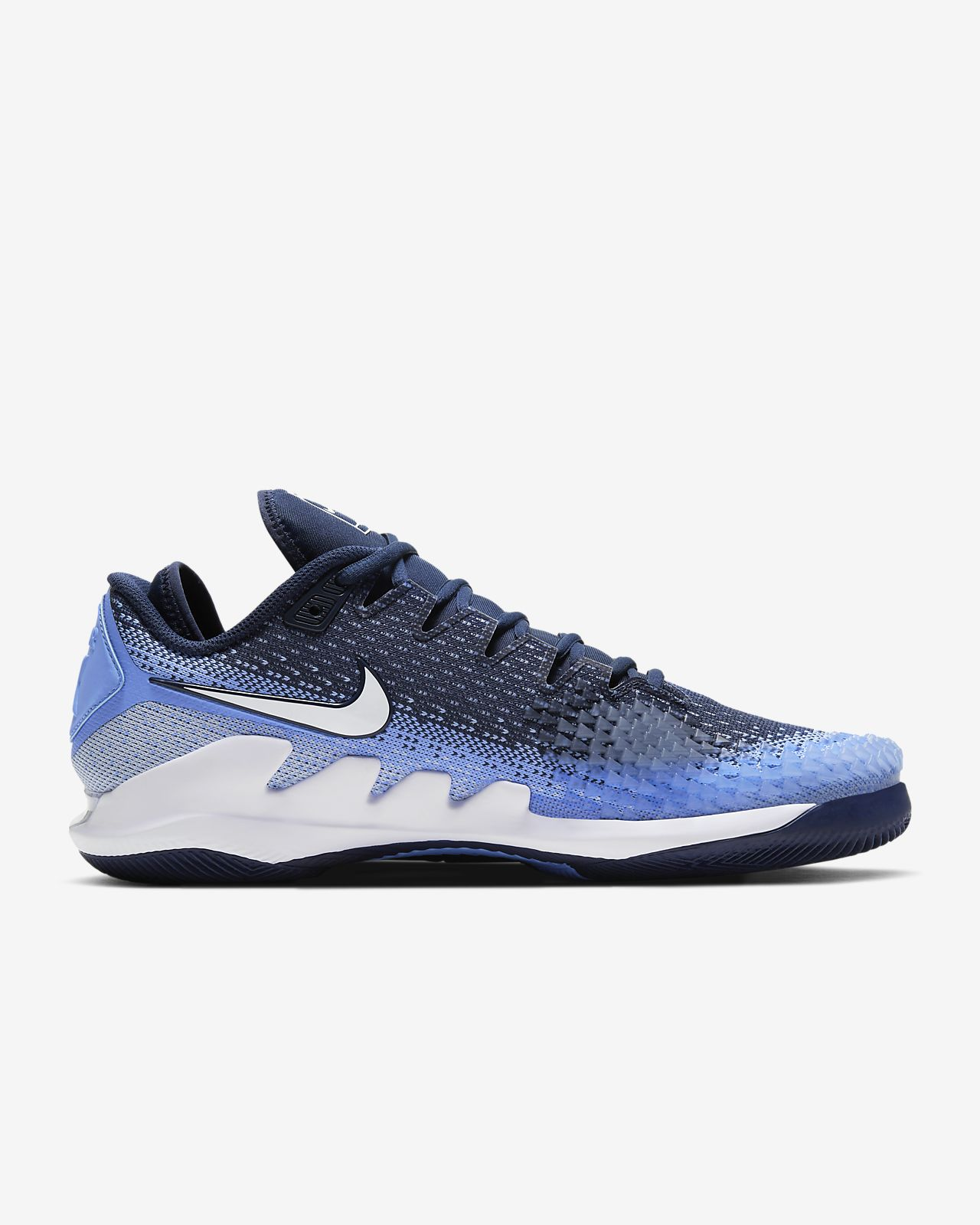 Blue NIKE Sneakers COURT ROYALE SUEDE MEN