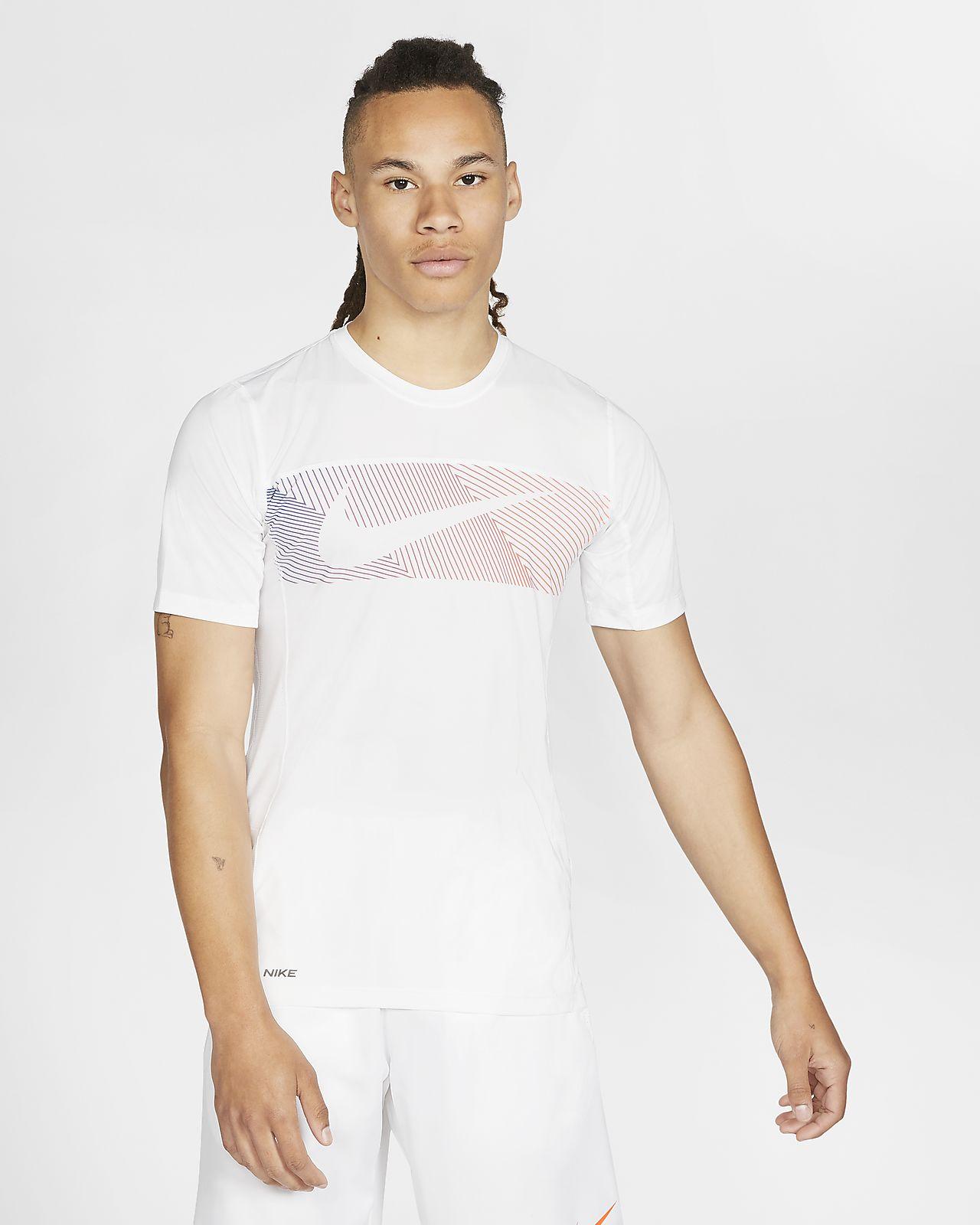 Nike Men's Short-Sleeve Graphic Training Top